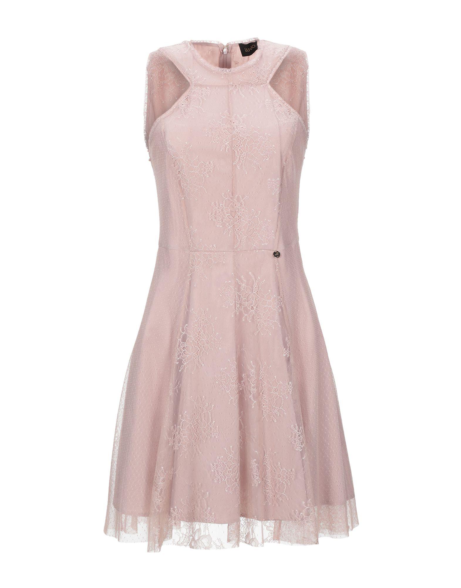 LIU •JO Короткое платье пуловер liu jo 8 марта женщинам