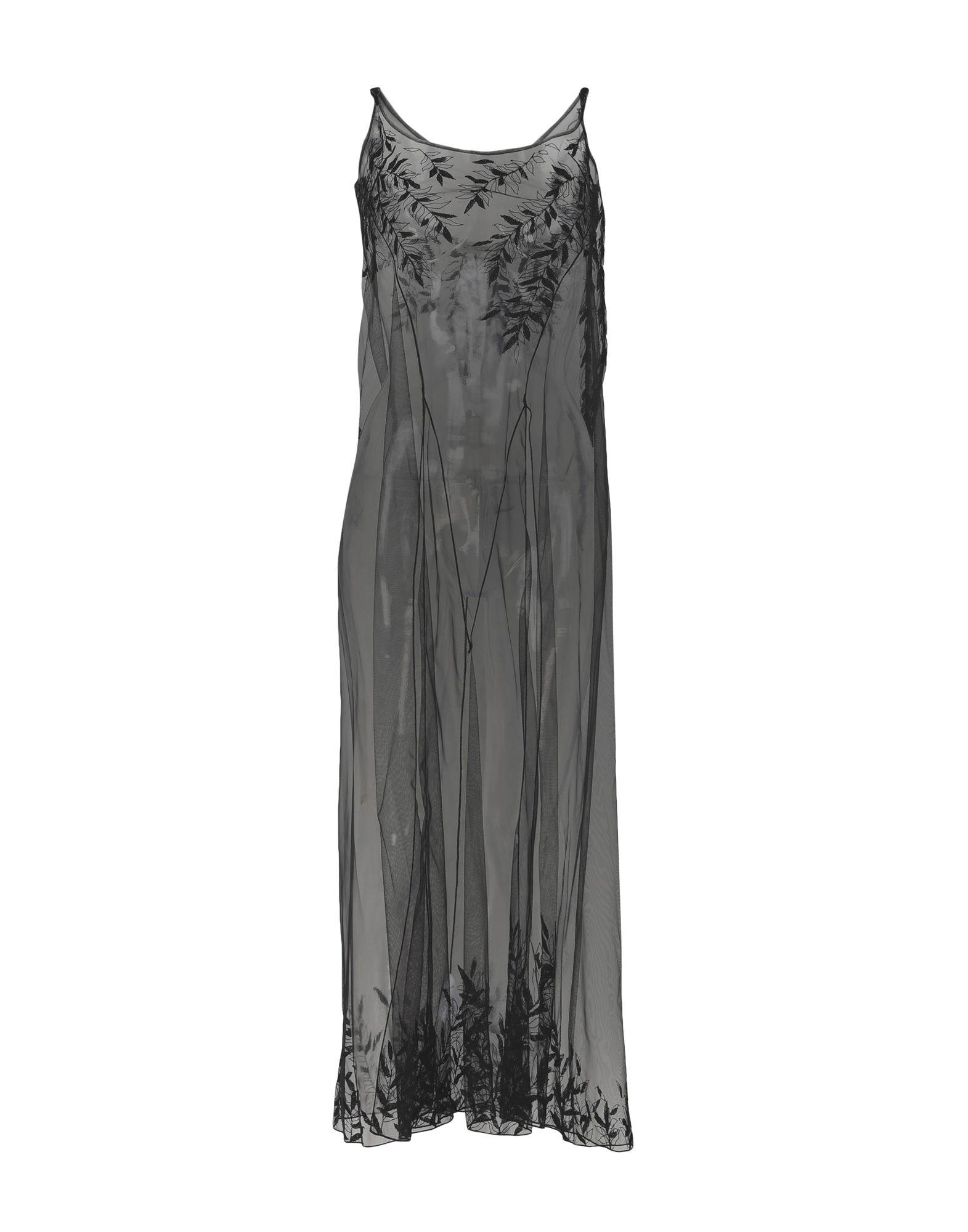 ATTICO Платье длиной 3/4 lisa corti платье длиной 3 4
