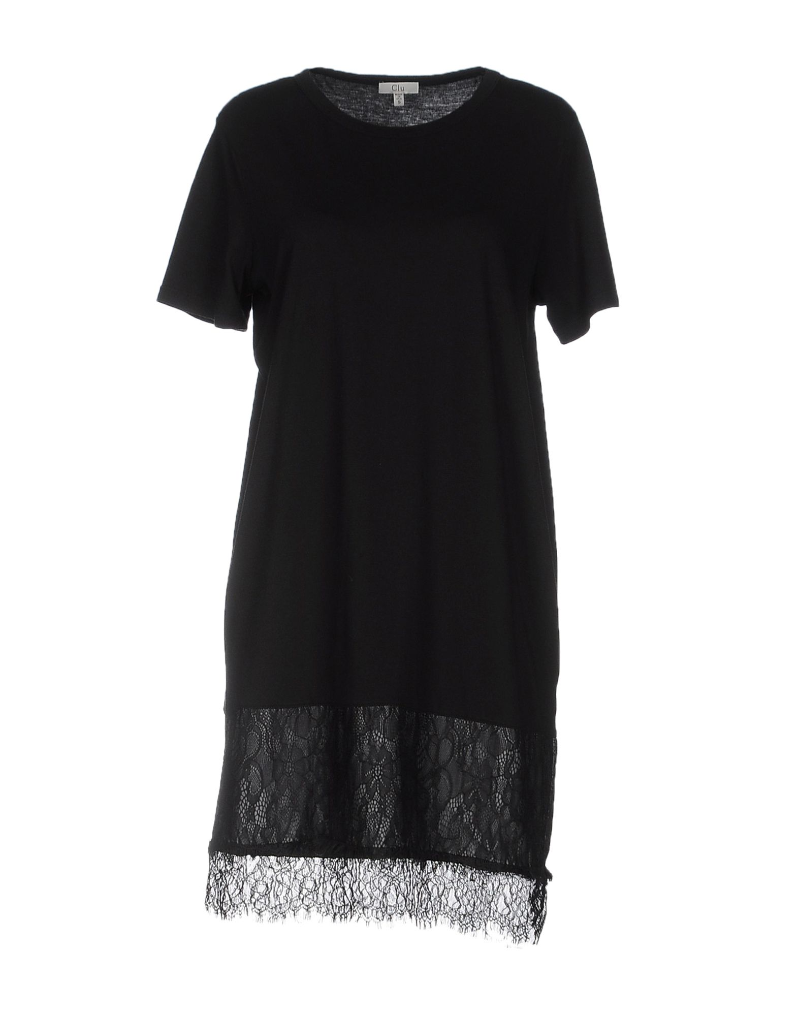 CLU Короткое платье юбка для девочки yb10545 разноцветный y clu