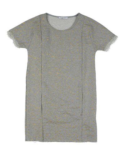 LIU •JO Mädchen Kleid Hellgrau Größe 16 50% Baumwolle 50% Polyester
