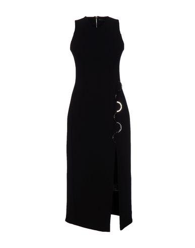 цена  DAVID KOMA Платье длиной 3/4  онлайн в 2017 году