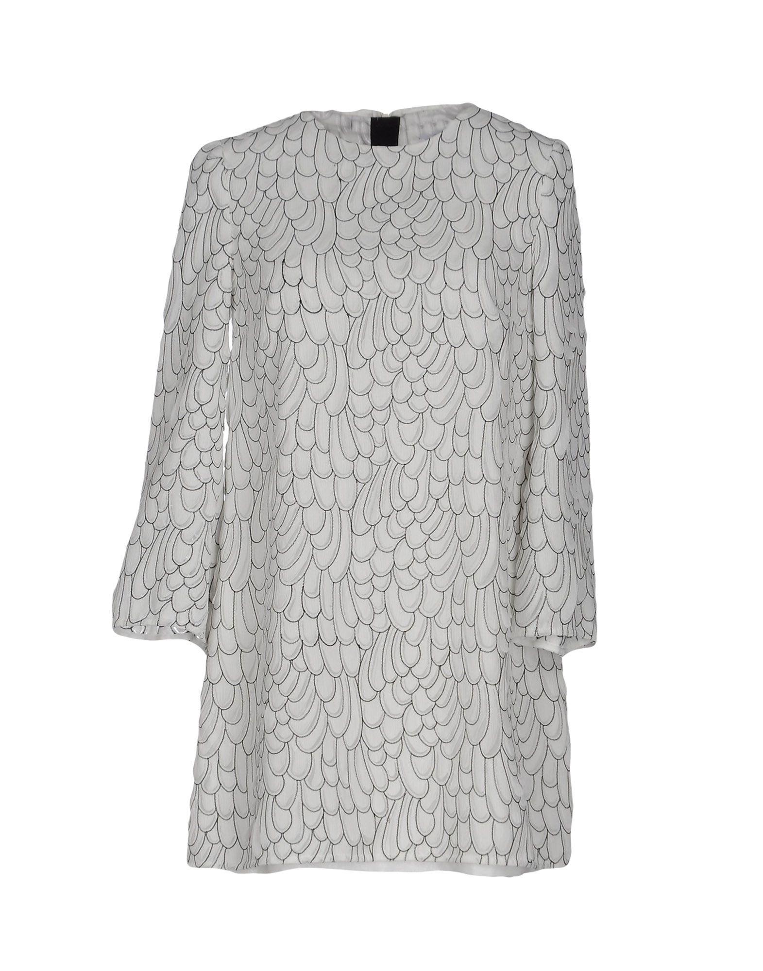 SI-JAY Короткое платье si jay блузка