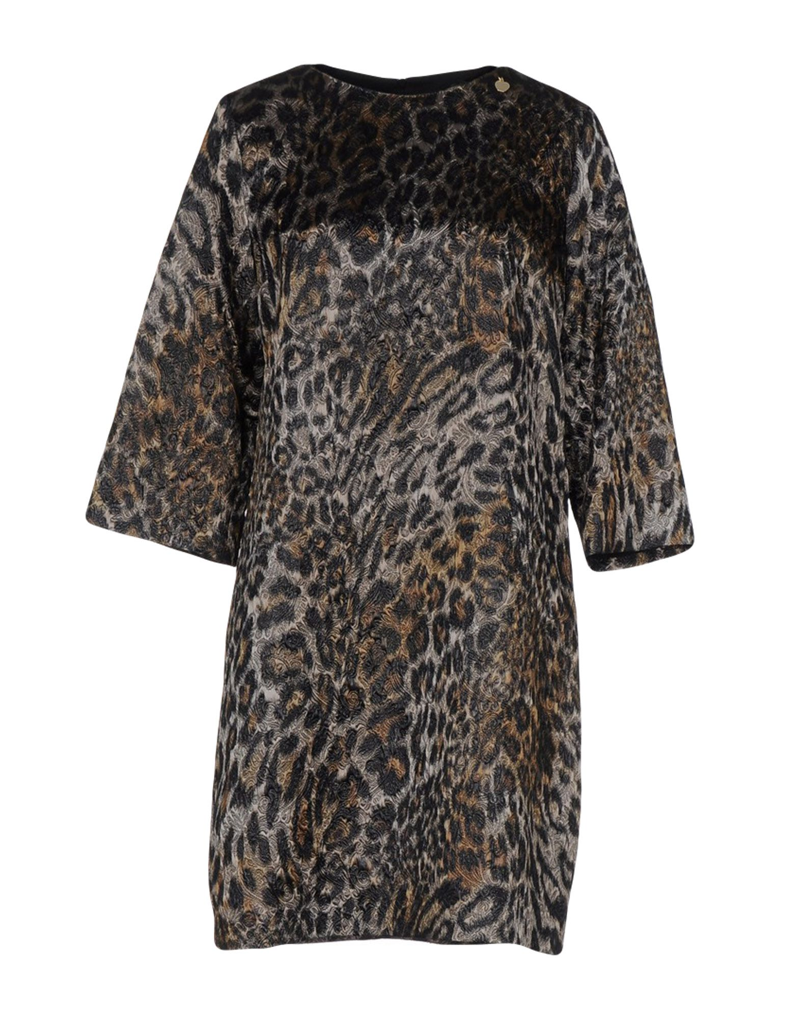 LA POMME DE LOVELEY Короткое платье цены онлайн