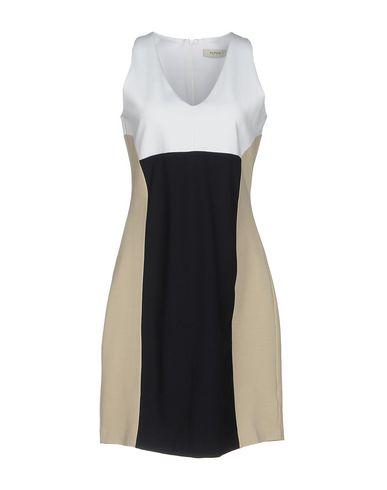 Короткое платье ALPHA STUDIO 34744046RJ
