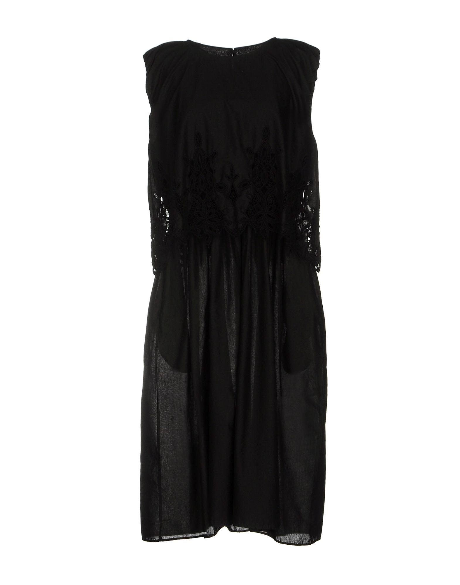 ZUCCA Платье длиной 3/4 lisa corti платье длиной 3 4
