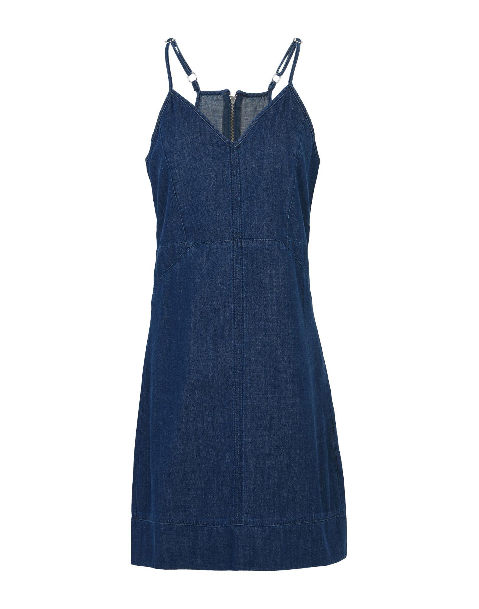 CALVIN KLEIN JEANS Короткое платье calvin klein jeans топ без рукавов