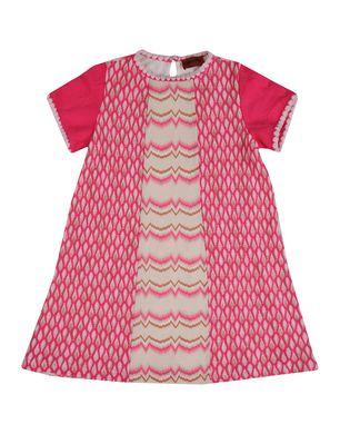MISSONI Mädchen 3-8 jahre Kleid Farbe Fuchsia Größe 2