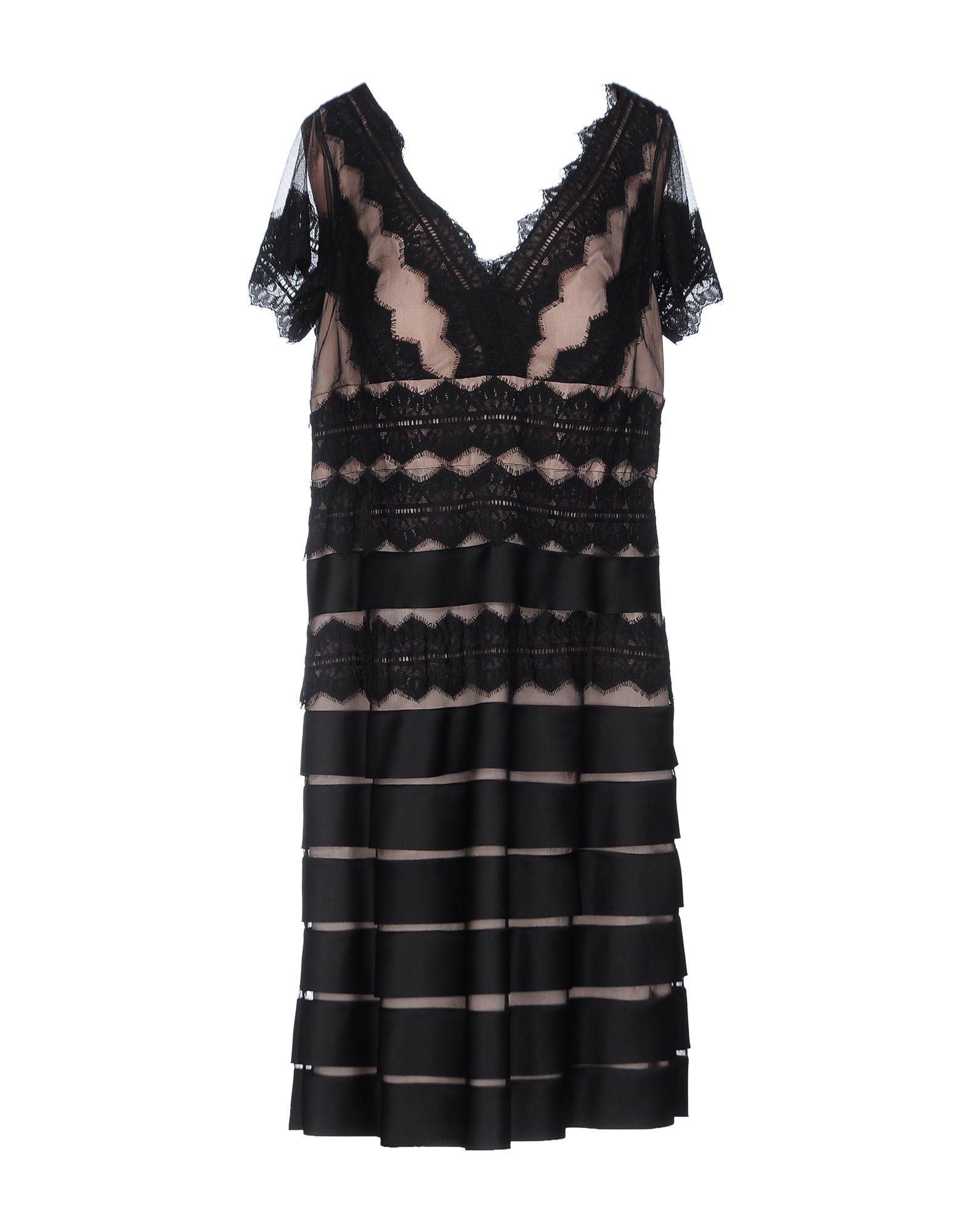 CARLO PIGNATELLI CERIMONIA Платье до колена цена 2017