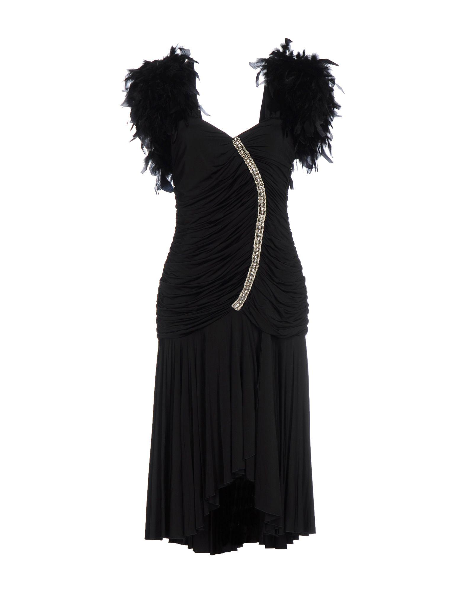купить ANGELO MARANI Платье до колена по цене 18600 рублей