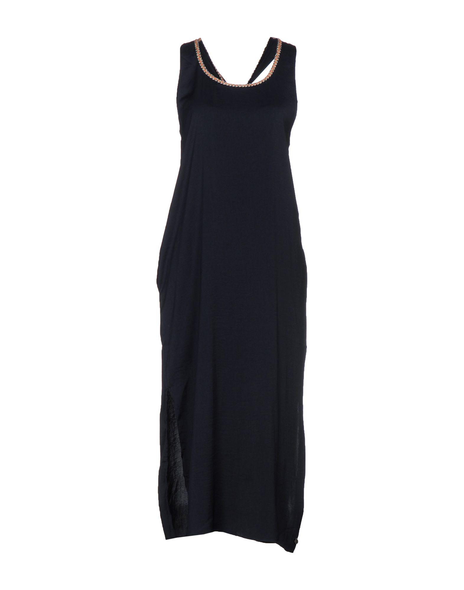 PEPE JEANS Платье длиной 3/4 lisa corti платье длиной 3 4