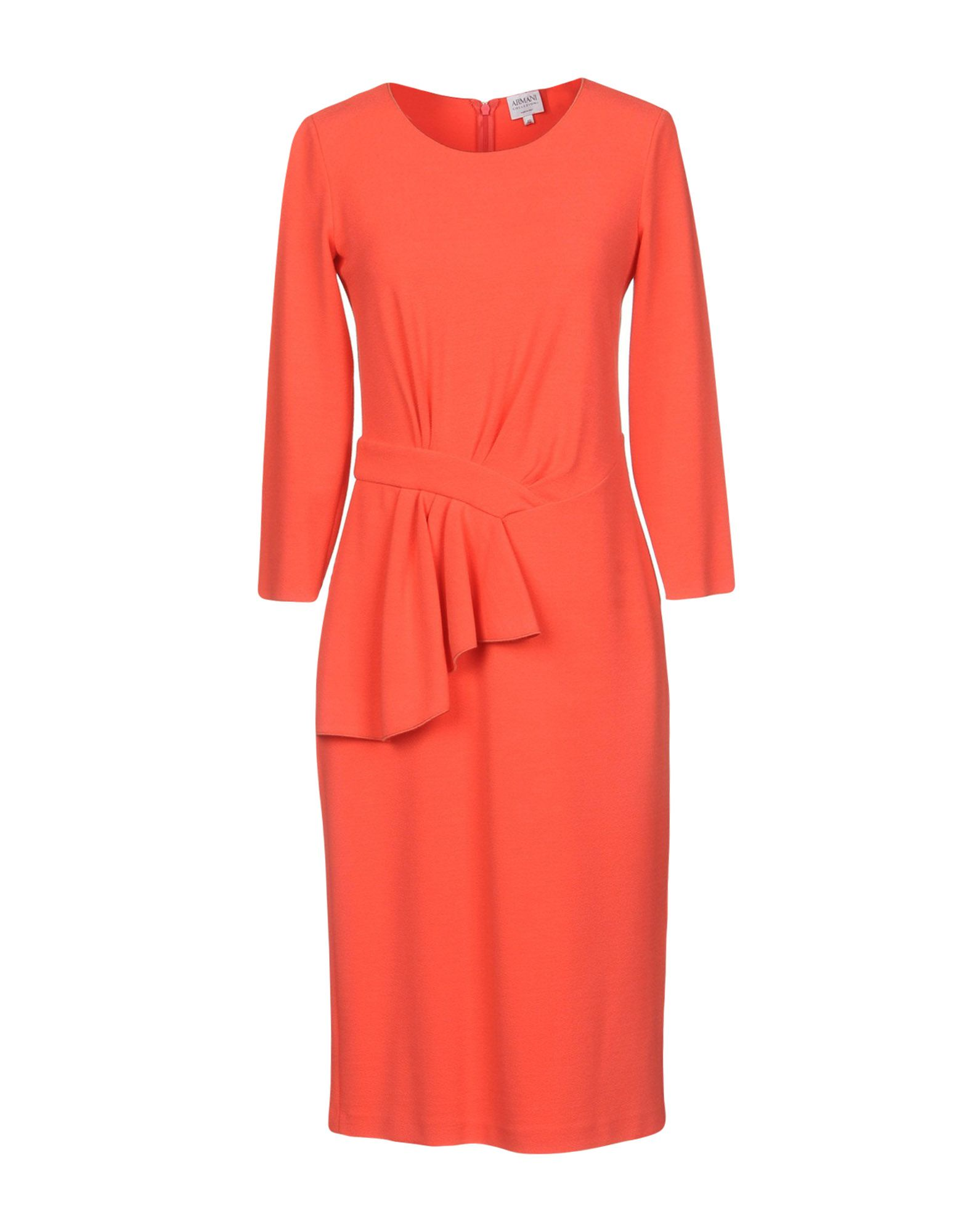 ARMANI COLLEZIONI Платье до колена цена 2017
