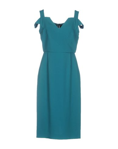 Платье до колена HARVEY NICHOLS by ROLAND MOURET 34745066VP