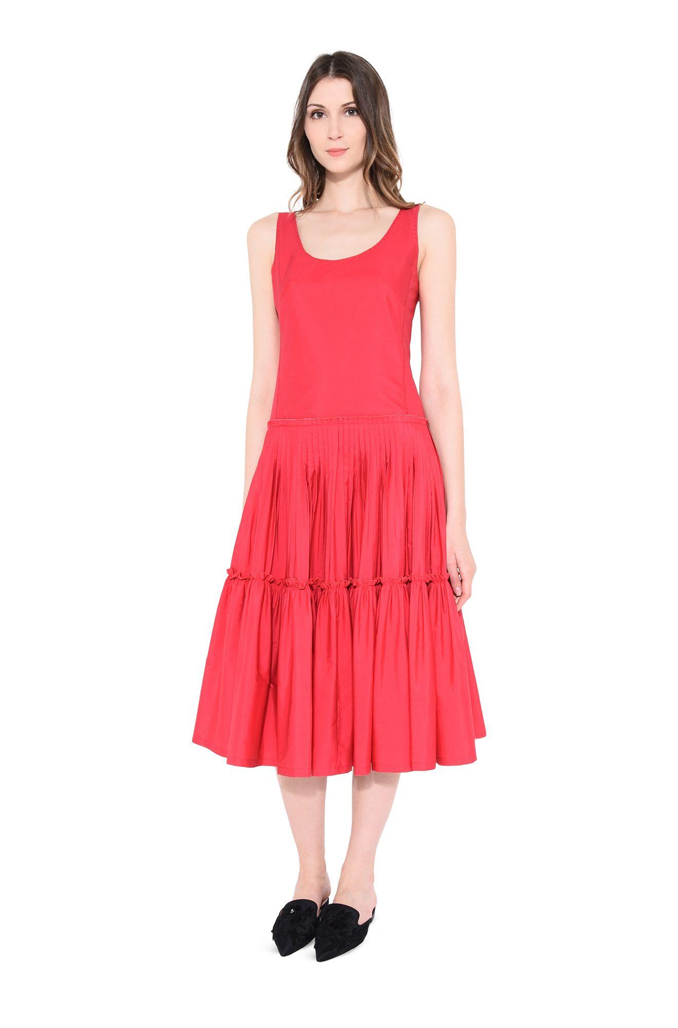 LADY VEST DRESS