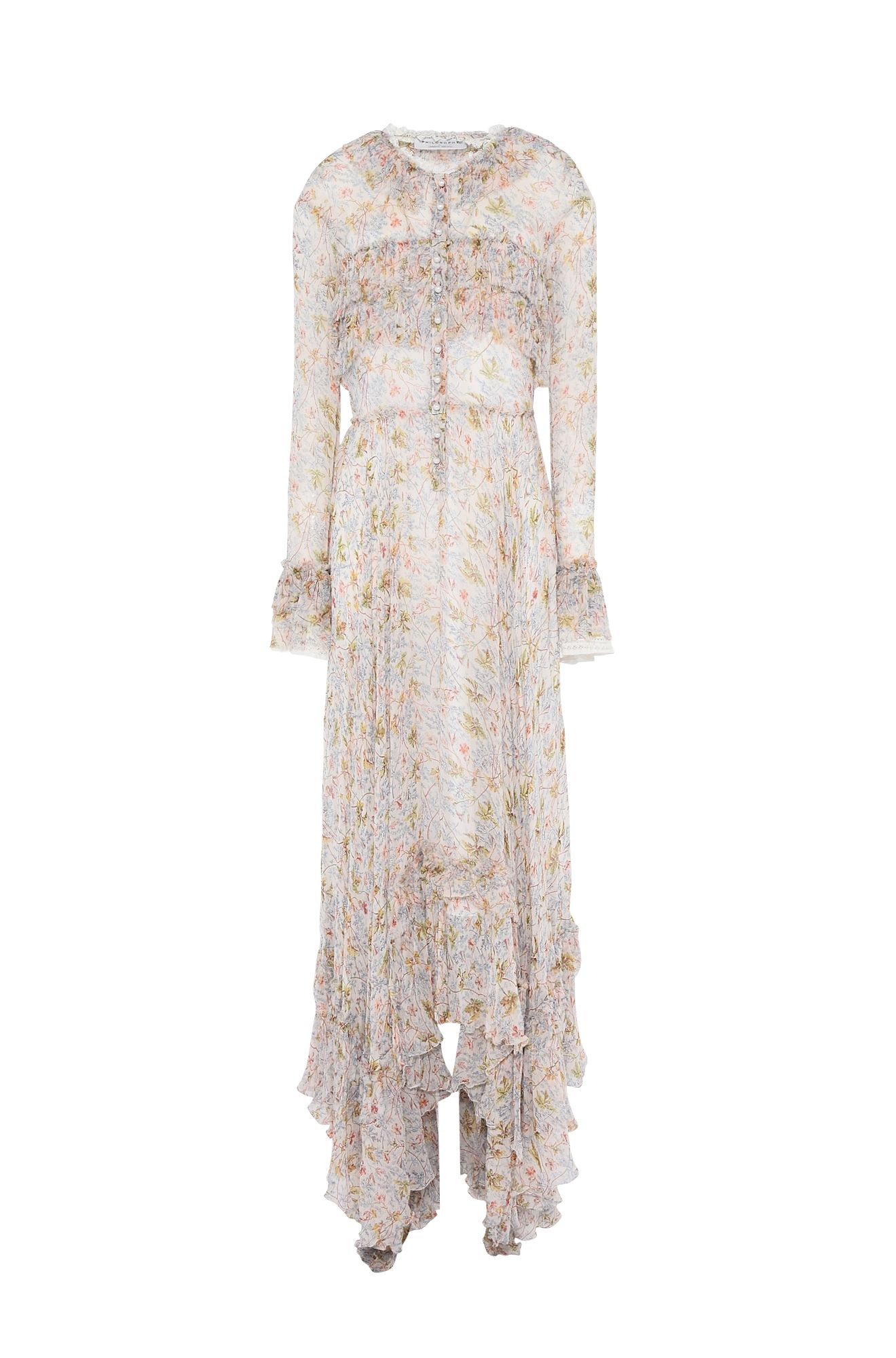 CASTAWAY FLORAL DRESS