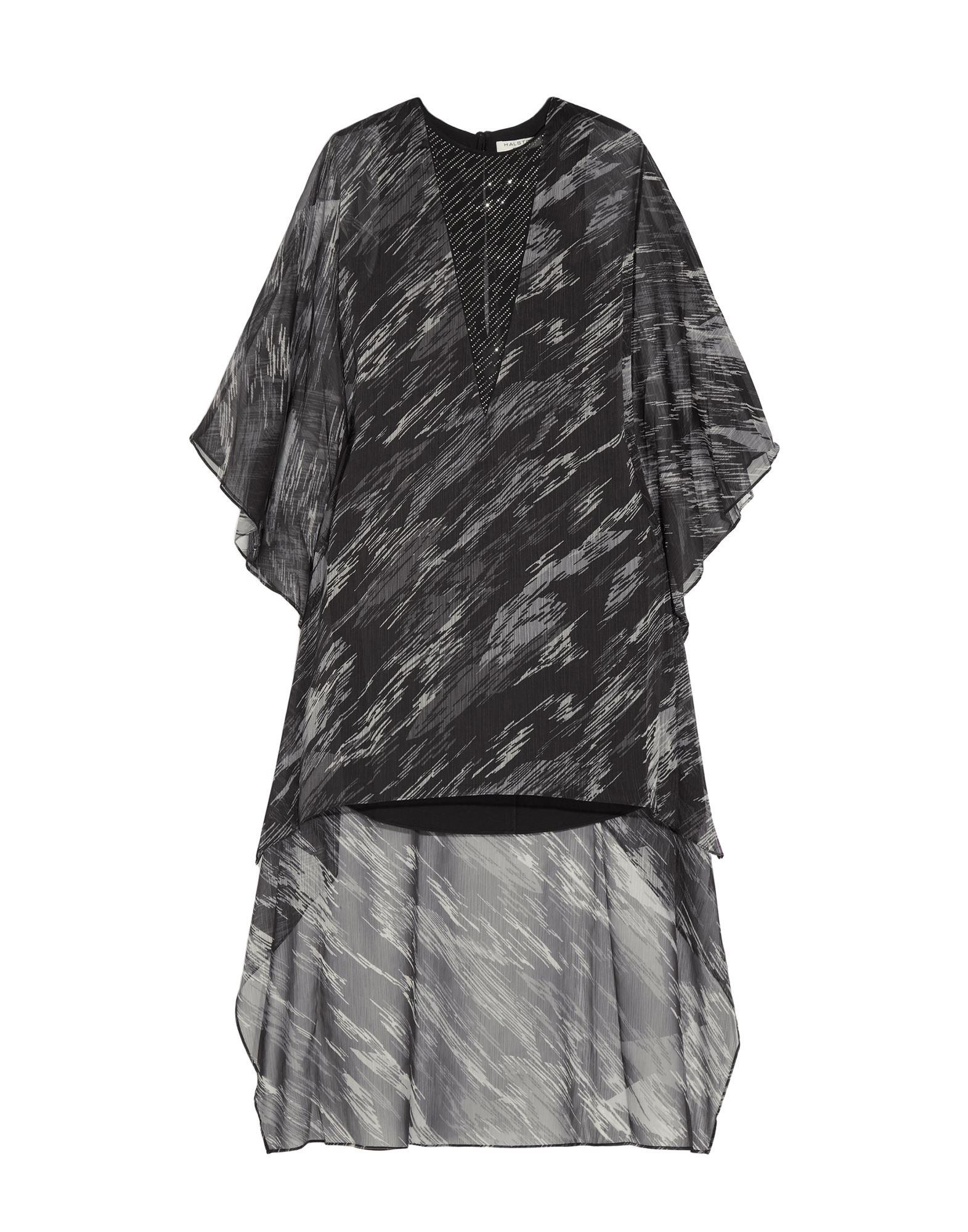 HALSTON Короткое платье цена 2017
