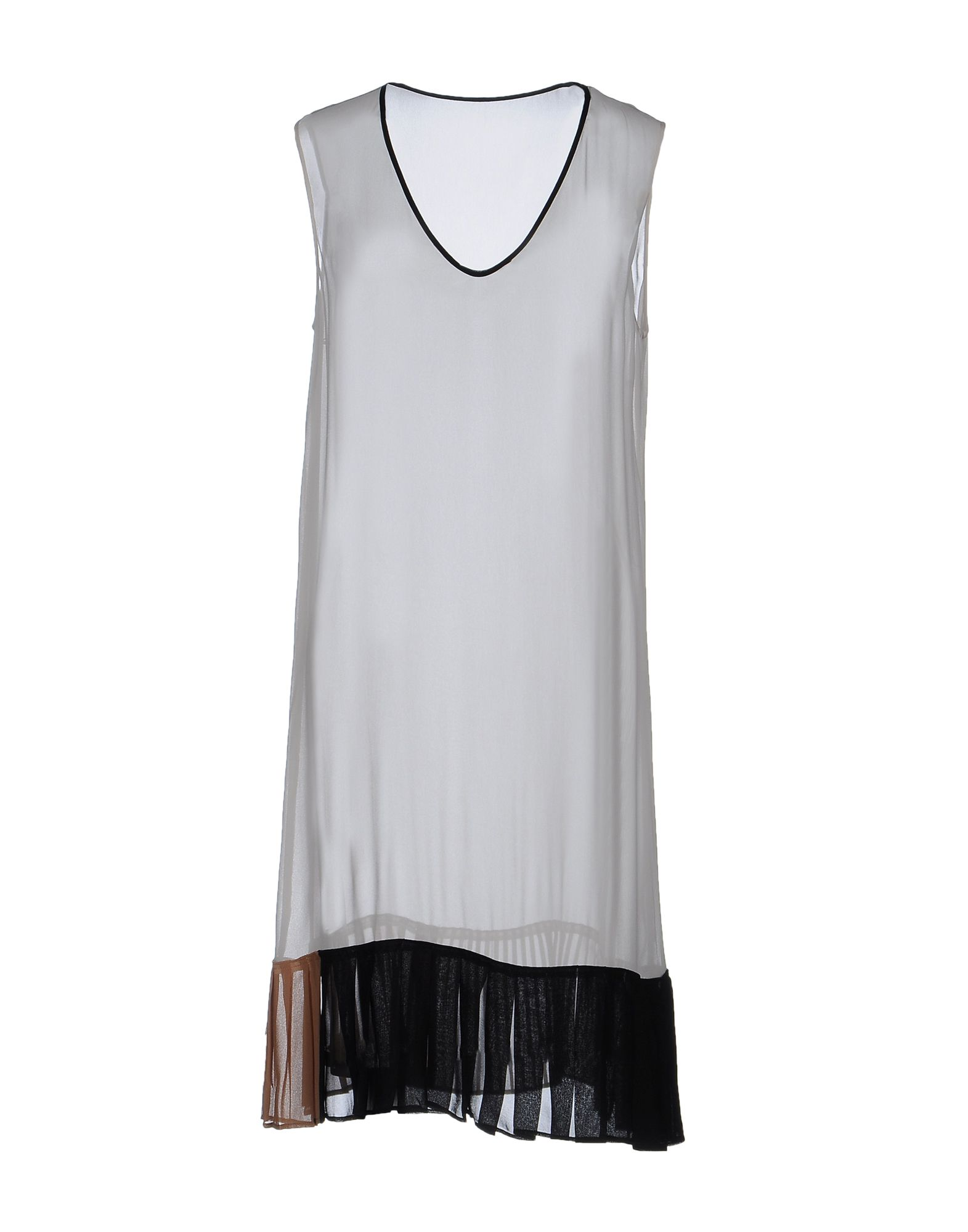 TWINSET Платье до колена кальсоны guahoo outdoor heavy 22 0340 p bk 901 m 50