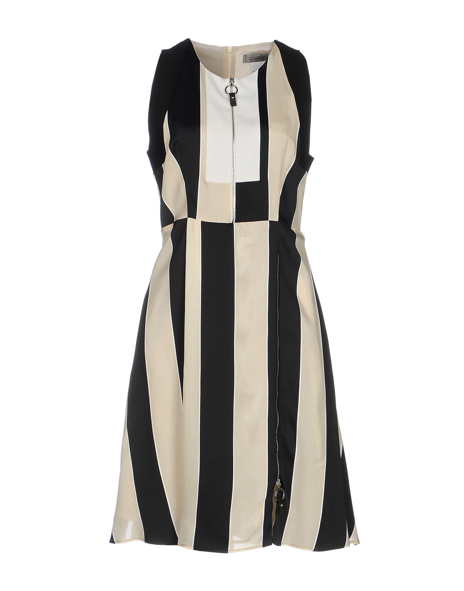 SPORTMAX Платье до колена