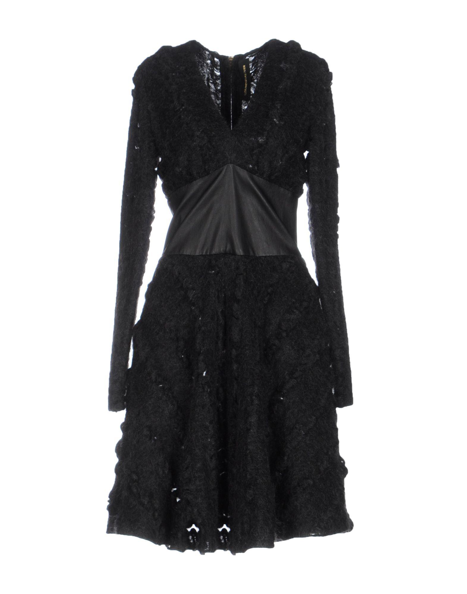 ALEXANDRE VAUTHIER Платье до колена alexandre dupouy erotic photography