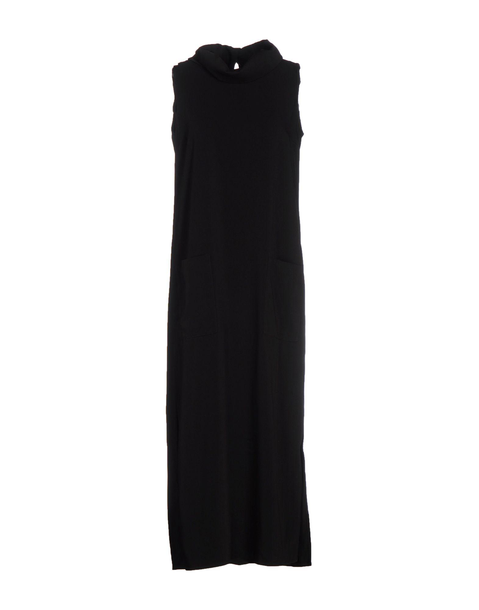 цена LA FABRIQUE Платье длиной 3/4 онлайн в 2017 году