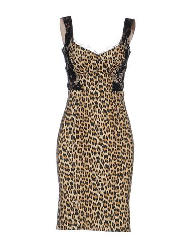 Короткое платье ELISABETTA FRANCHI GOLD 34745824HL