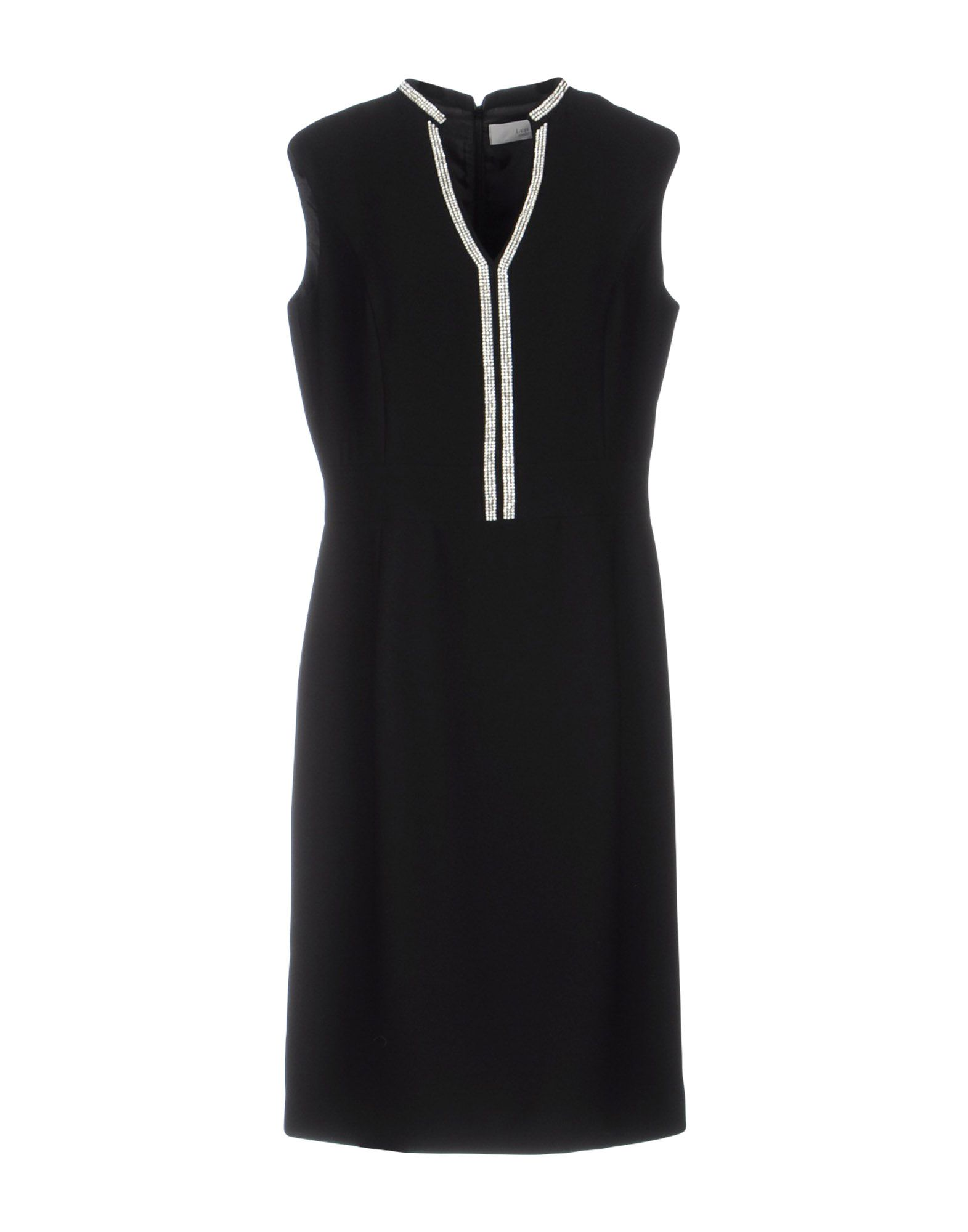 LUIS CIVIT Платье до колена цена и фото