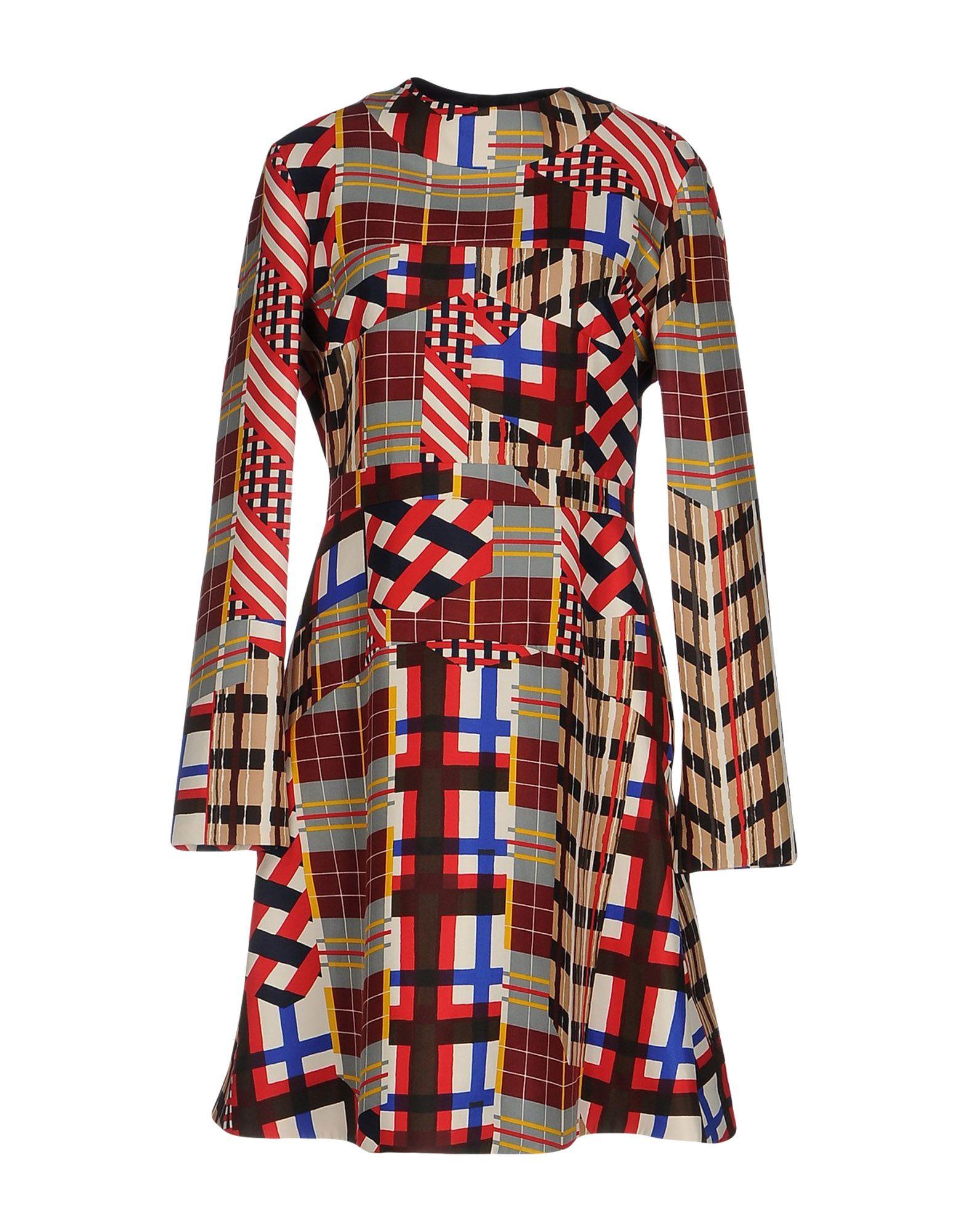Короткое платье MARNI thumbnail