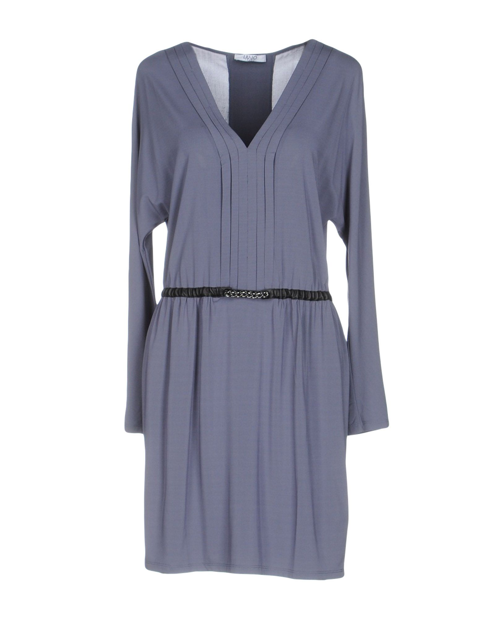 LIU •JO JEANS Короткое платье рубашка liu jo jeans liu jo jeans li003ewjku74