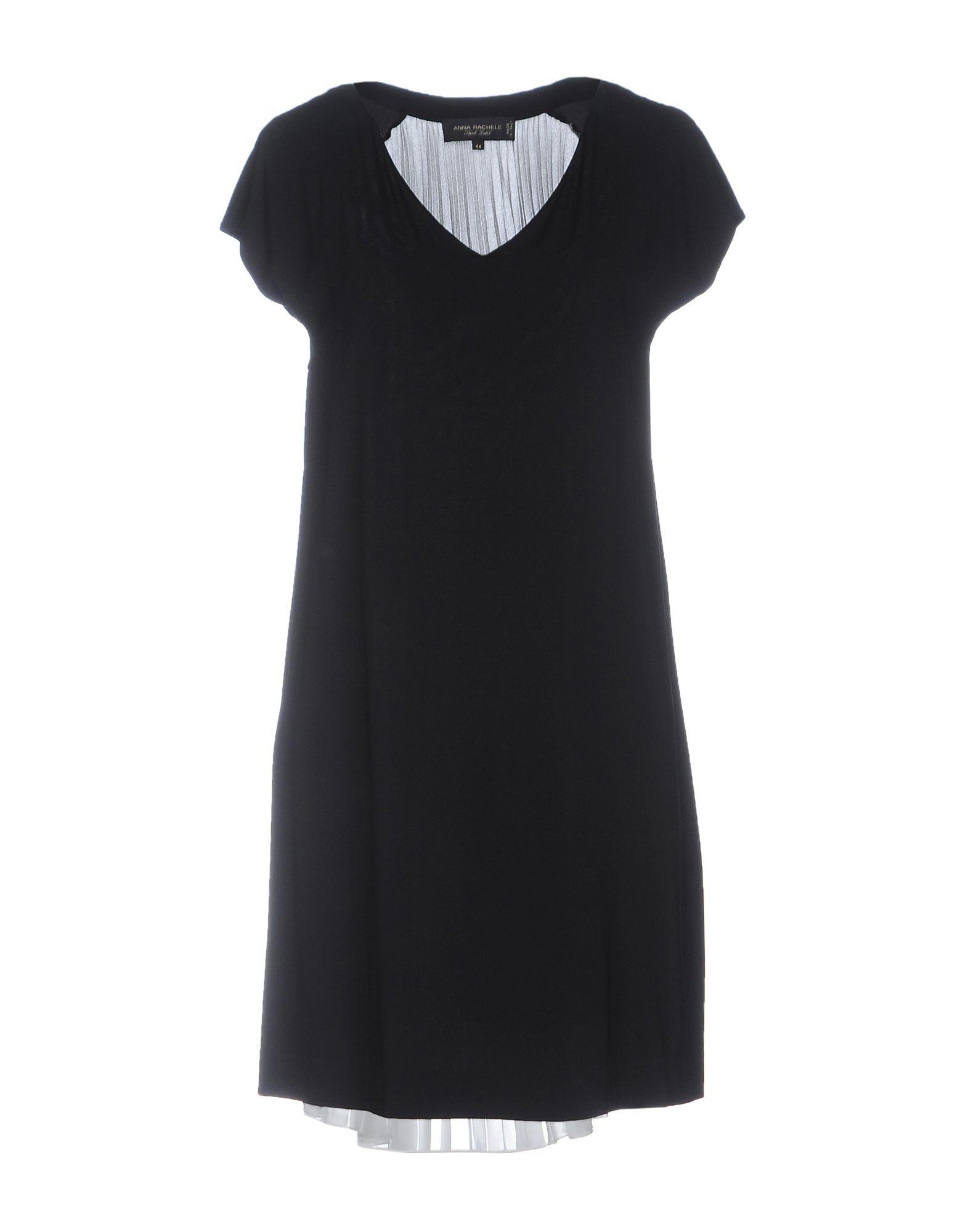 ANNA RACHELE BLACK LABEL Короткое платье