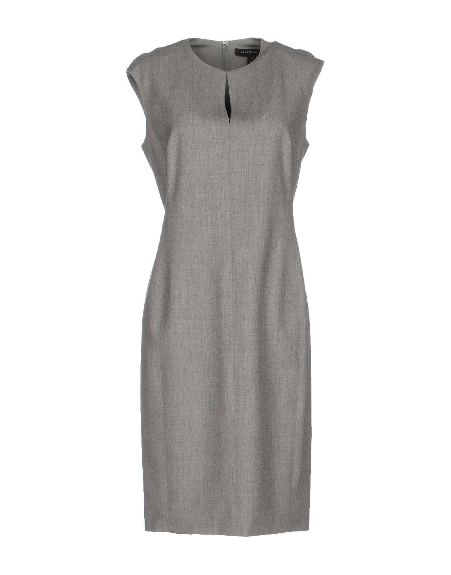 купить RALPH LAUREN BLACK LABEL Платье до колена по цене 22400 рублей