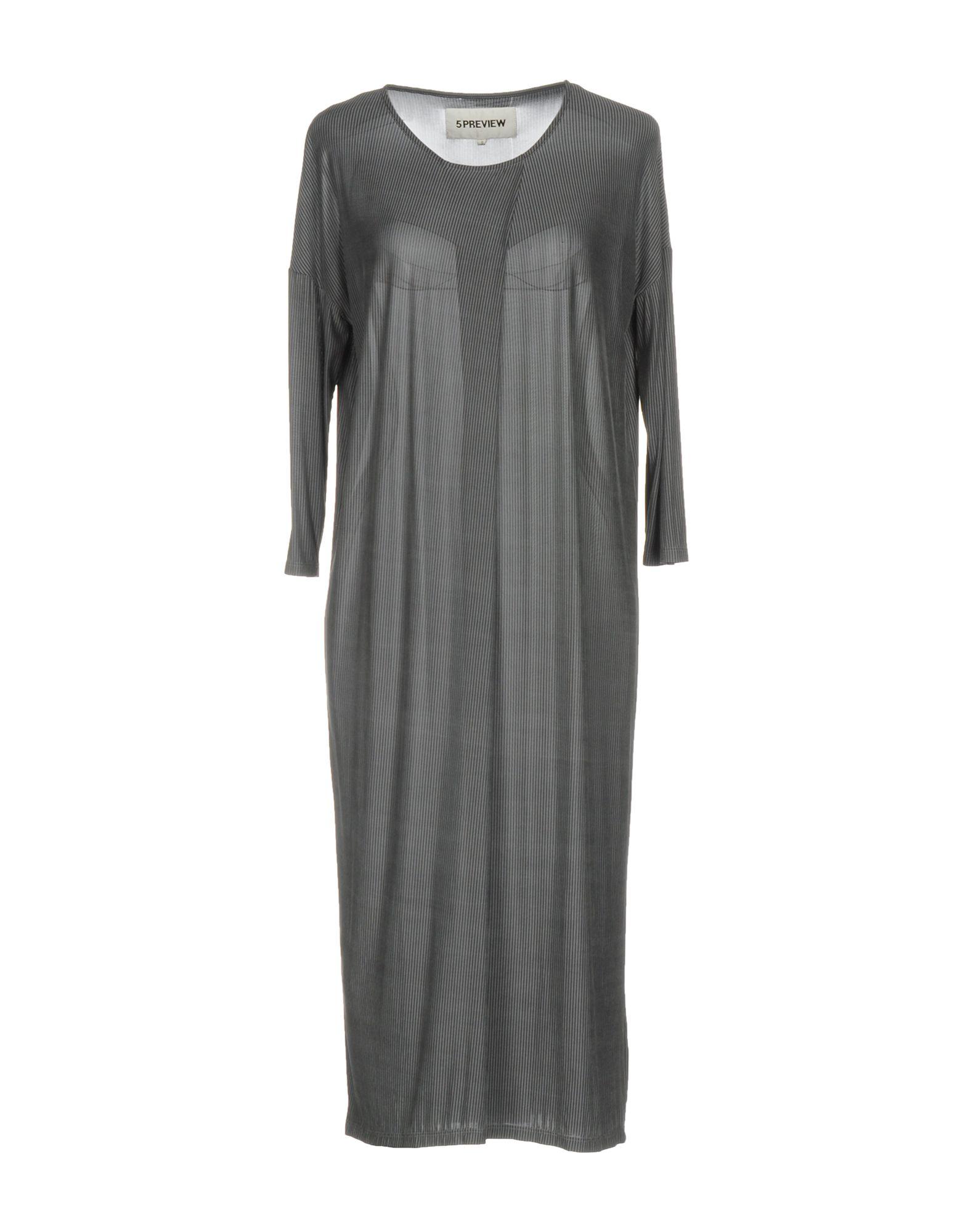 цена 5PREVIEW Платье до колена онлайн в 2017 году