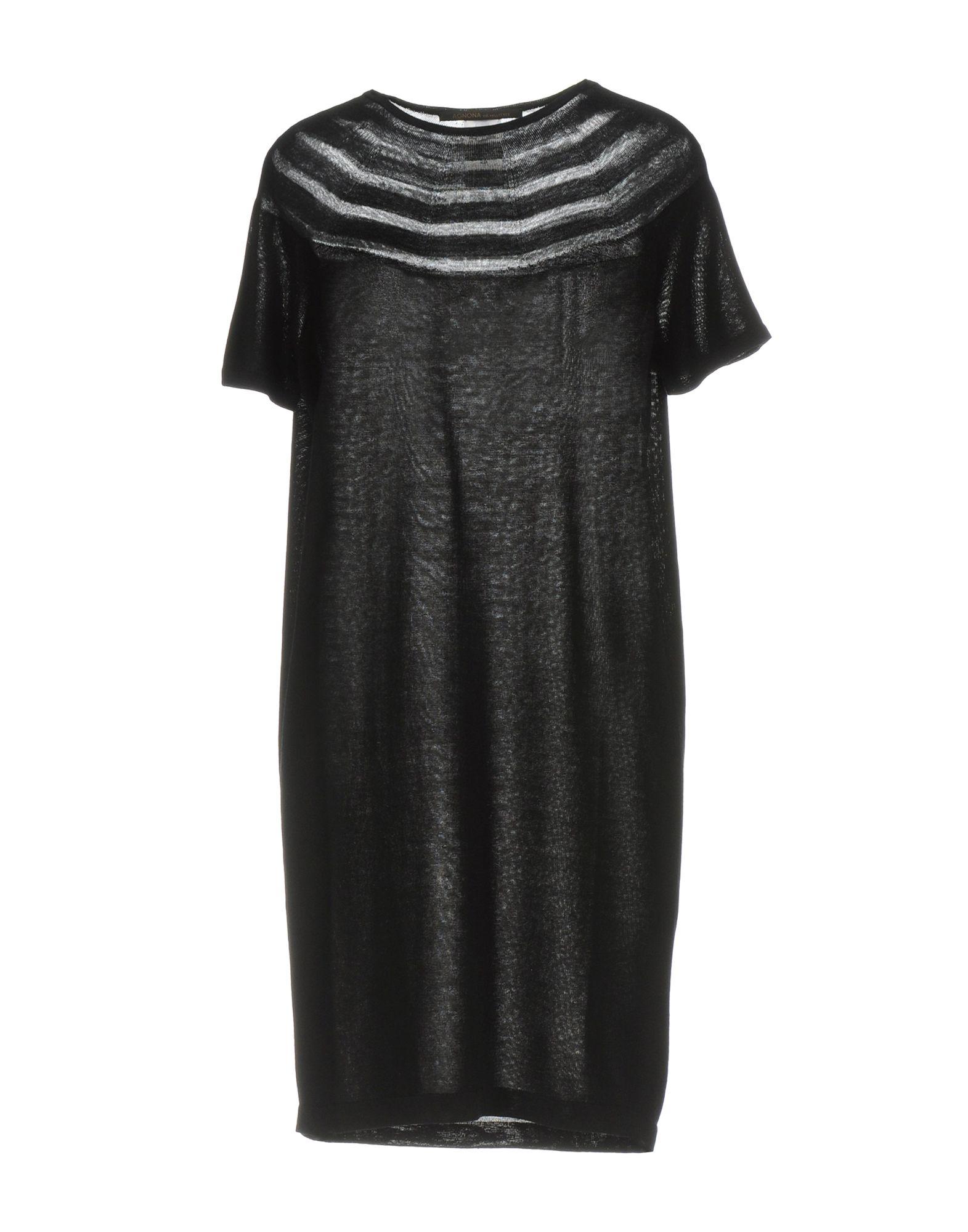 AGNONA Короткое платье agnona палантин