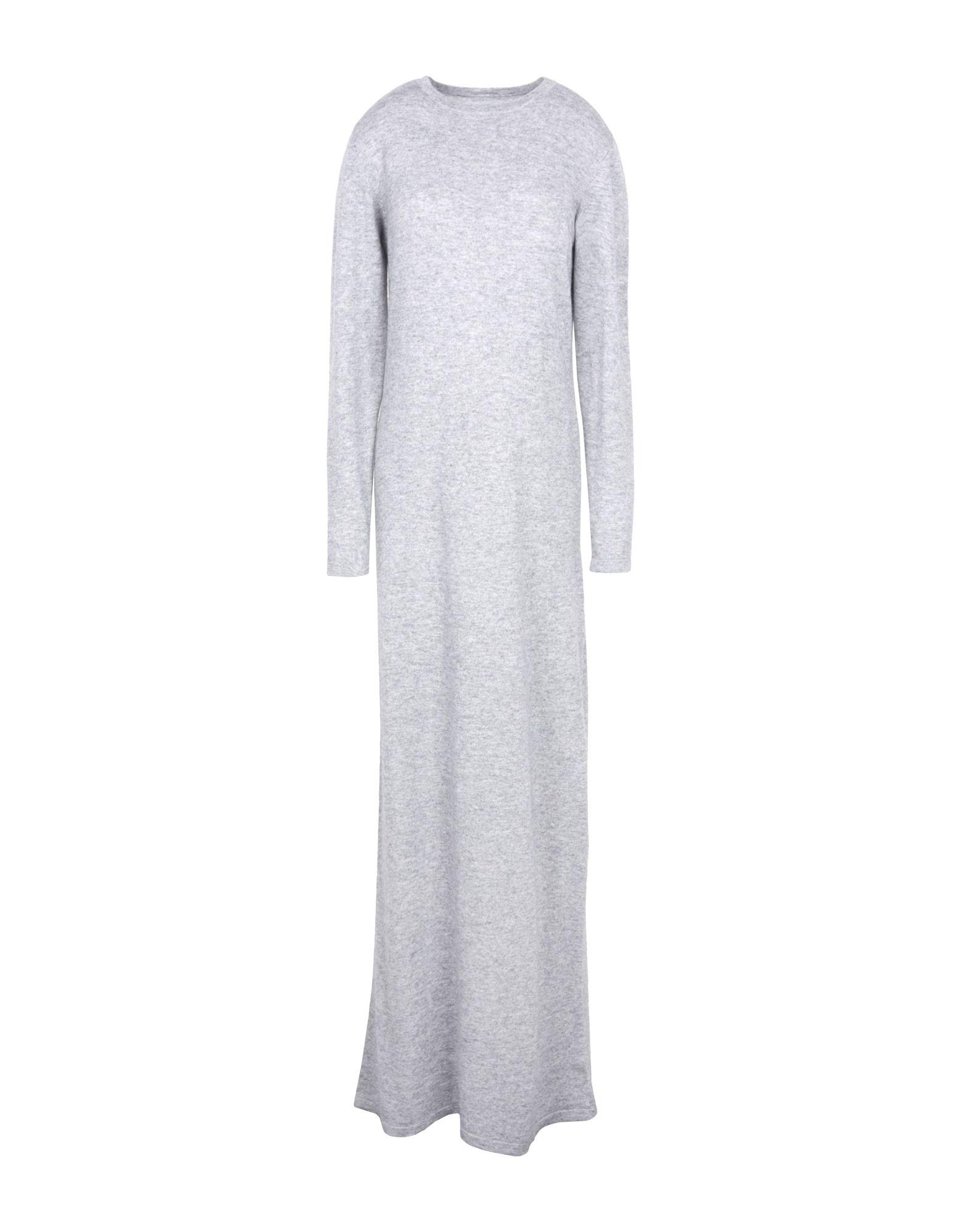 ORA Длинное платье вязаное платье
