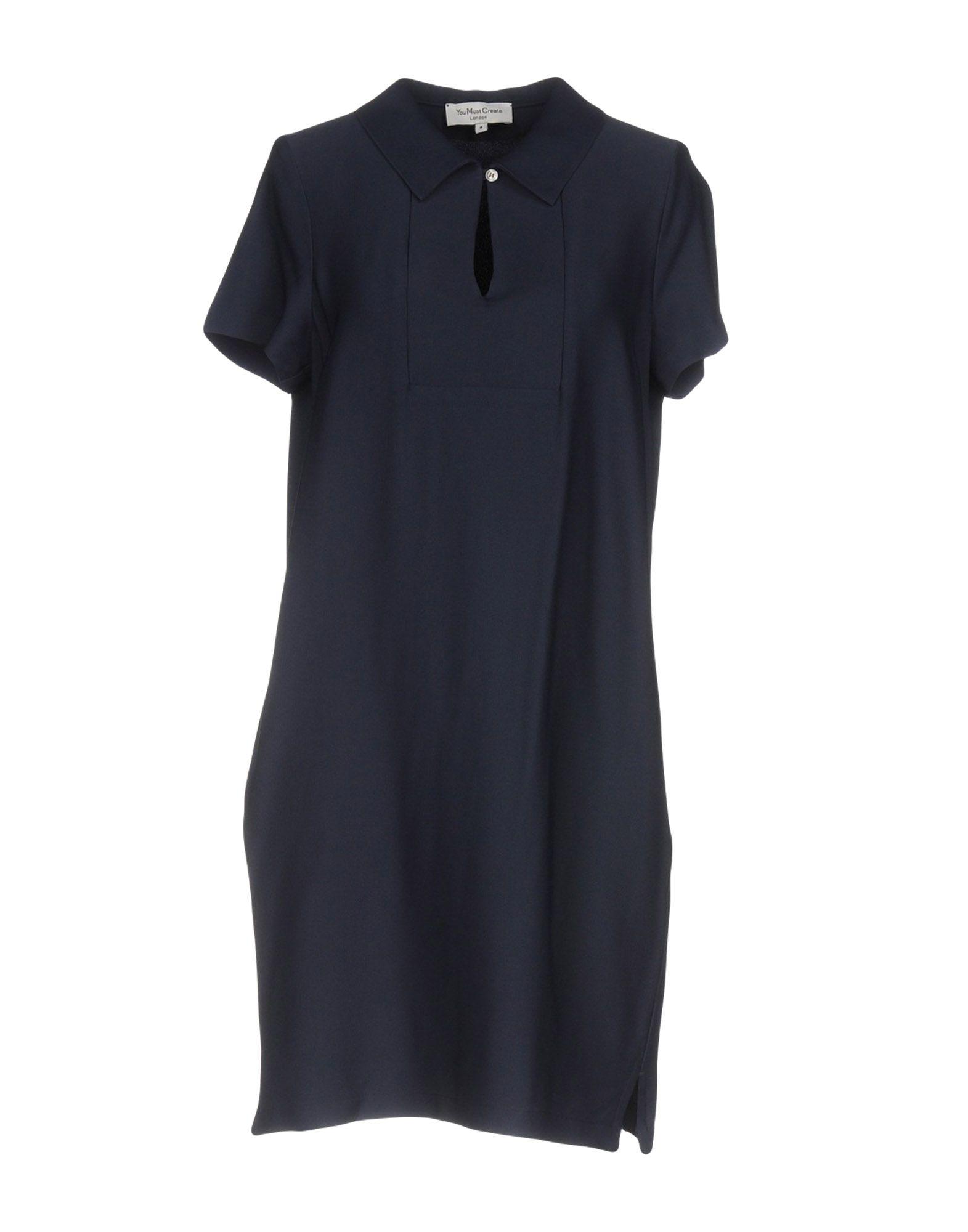 YMC YOU MUST CREATE Короткое платье платье you