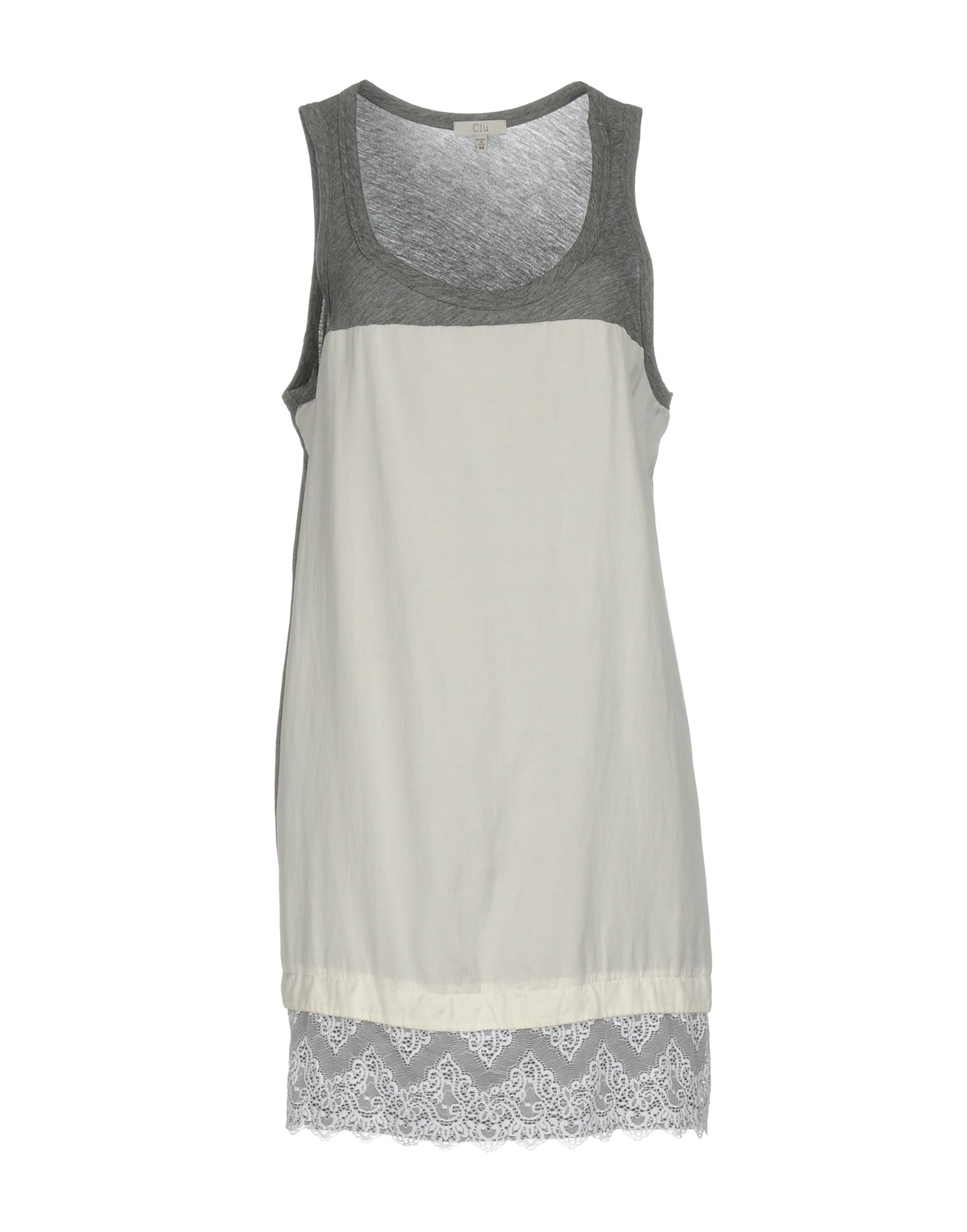 CLU Короткое платье