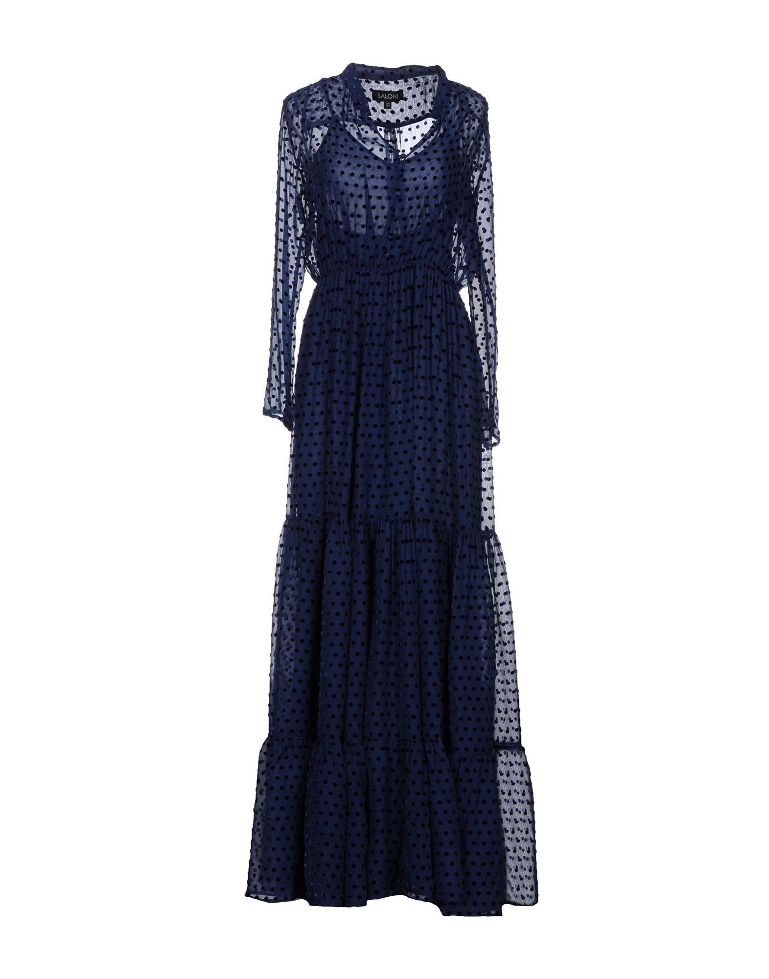 SALONI Длинное платье