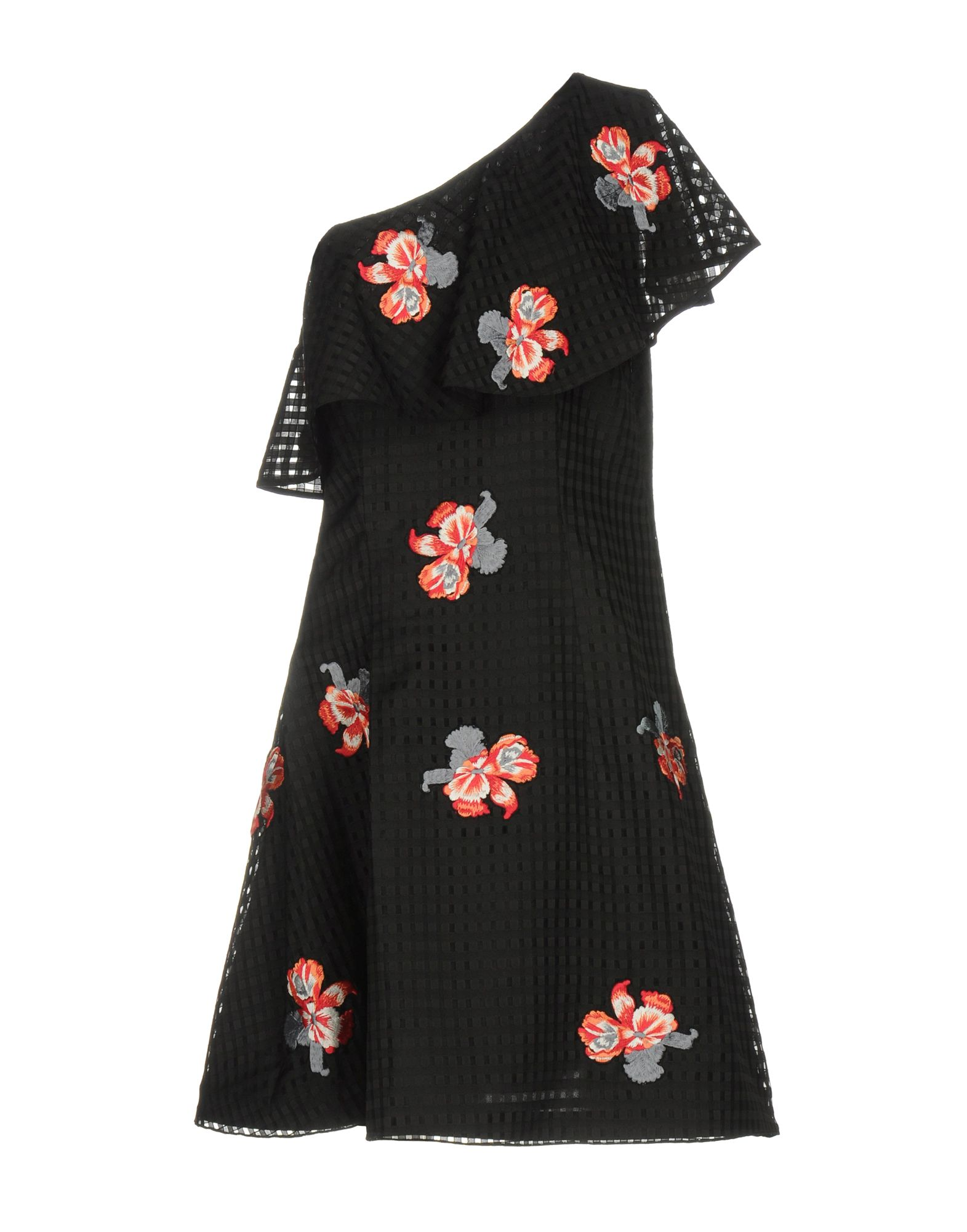 SACHIN & BABI Короткое платье цена 2017