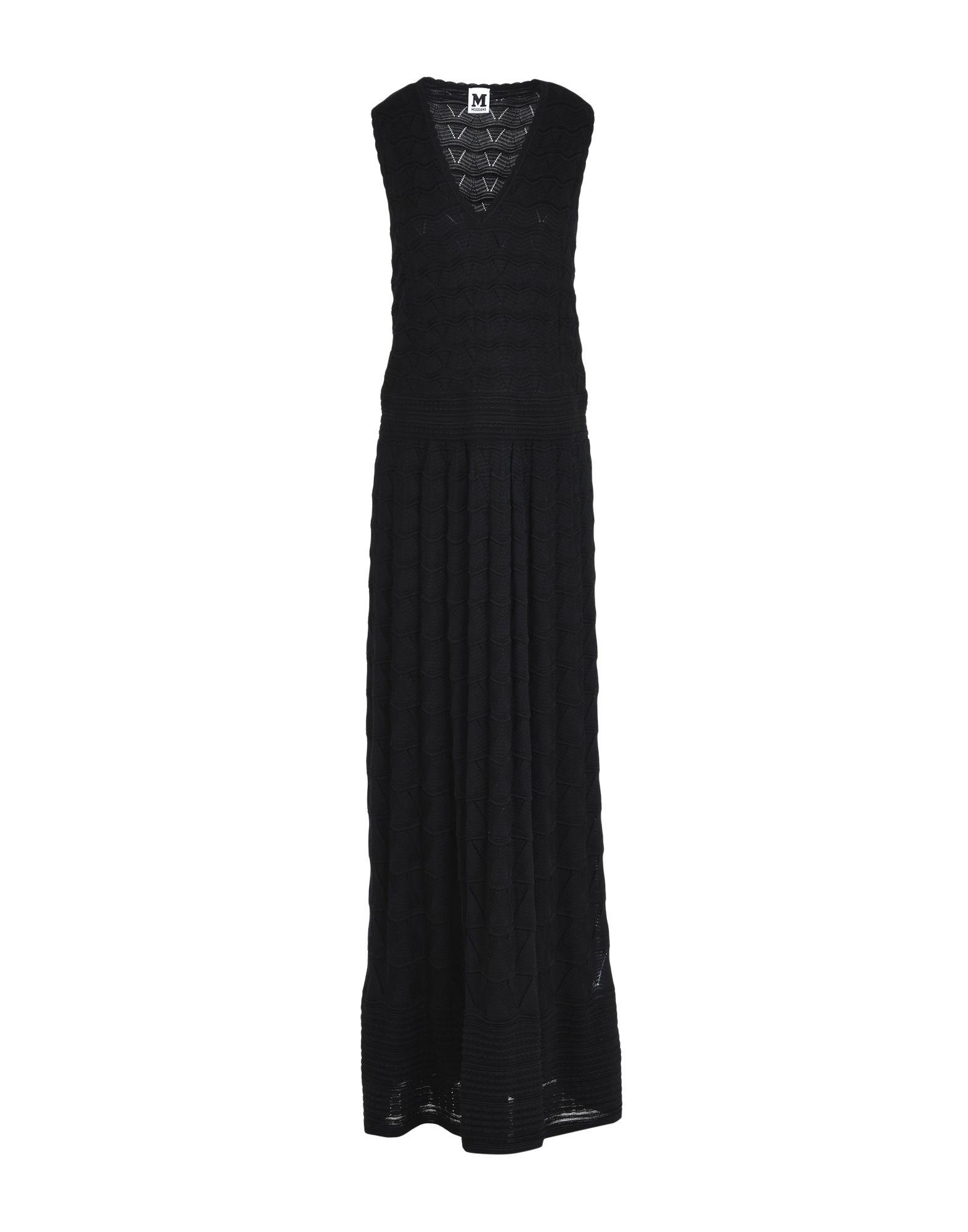 M MISSONI Длинное платье m v maglieria veneta длинное платье
