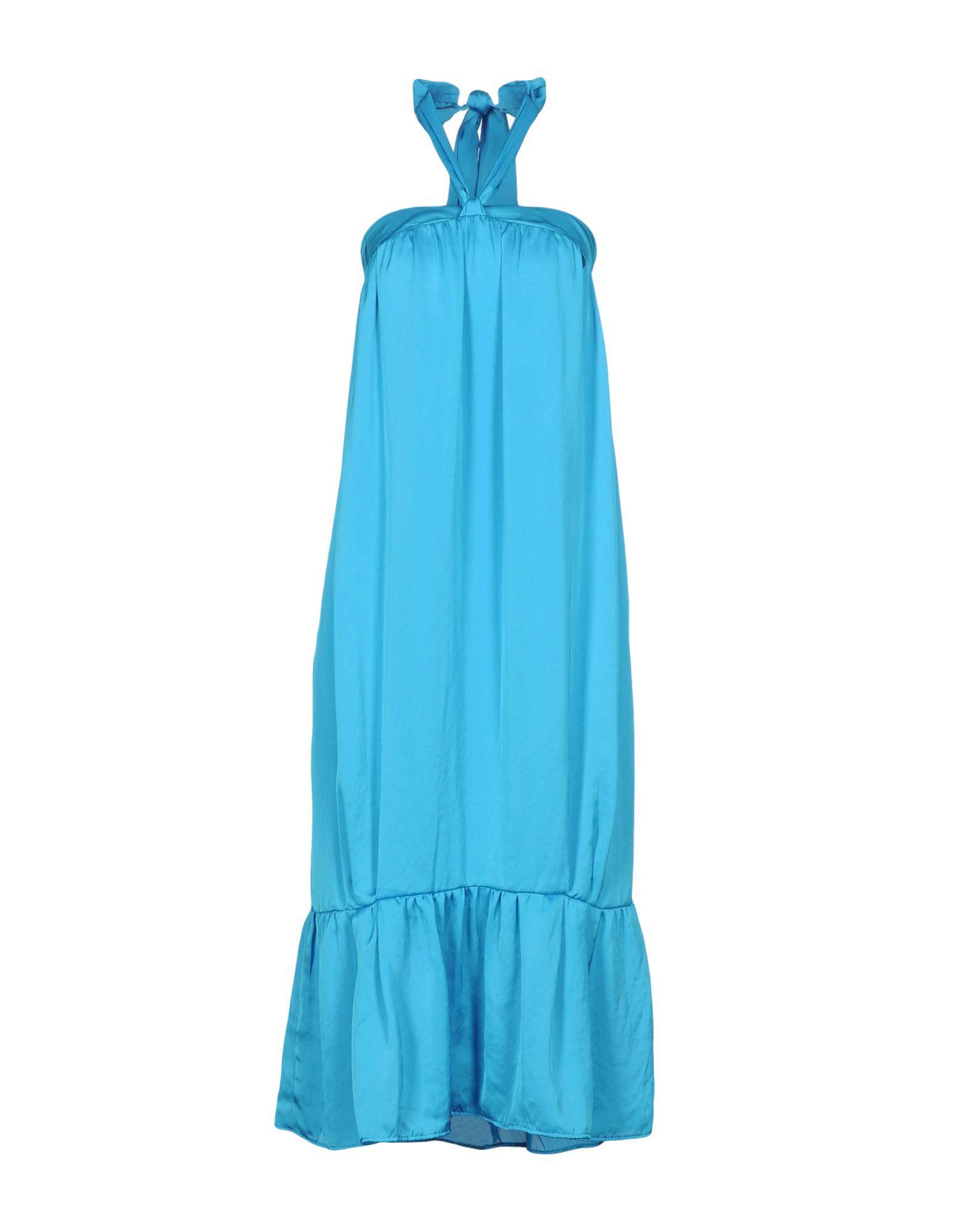 TWIN-SET Simona Barbieri Платье длиной 3/4 jys 4 twin