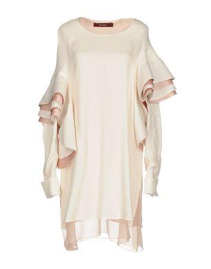 Türkendorf Angebote SIES MARJAN Damen Kurzes Kleid Farbe Elfenbein Größe 4