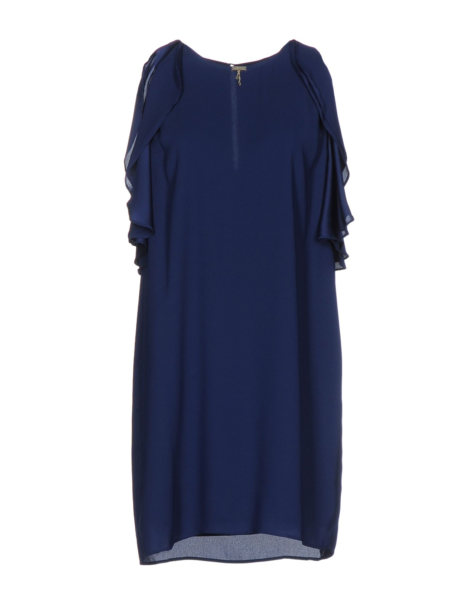LUCKY LU Milano Короткое платье lucky lu milano куртка