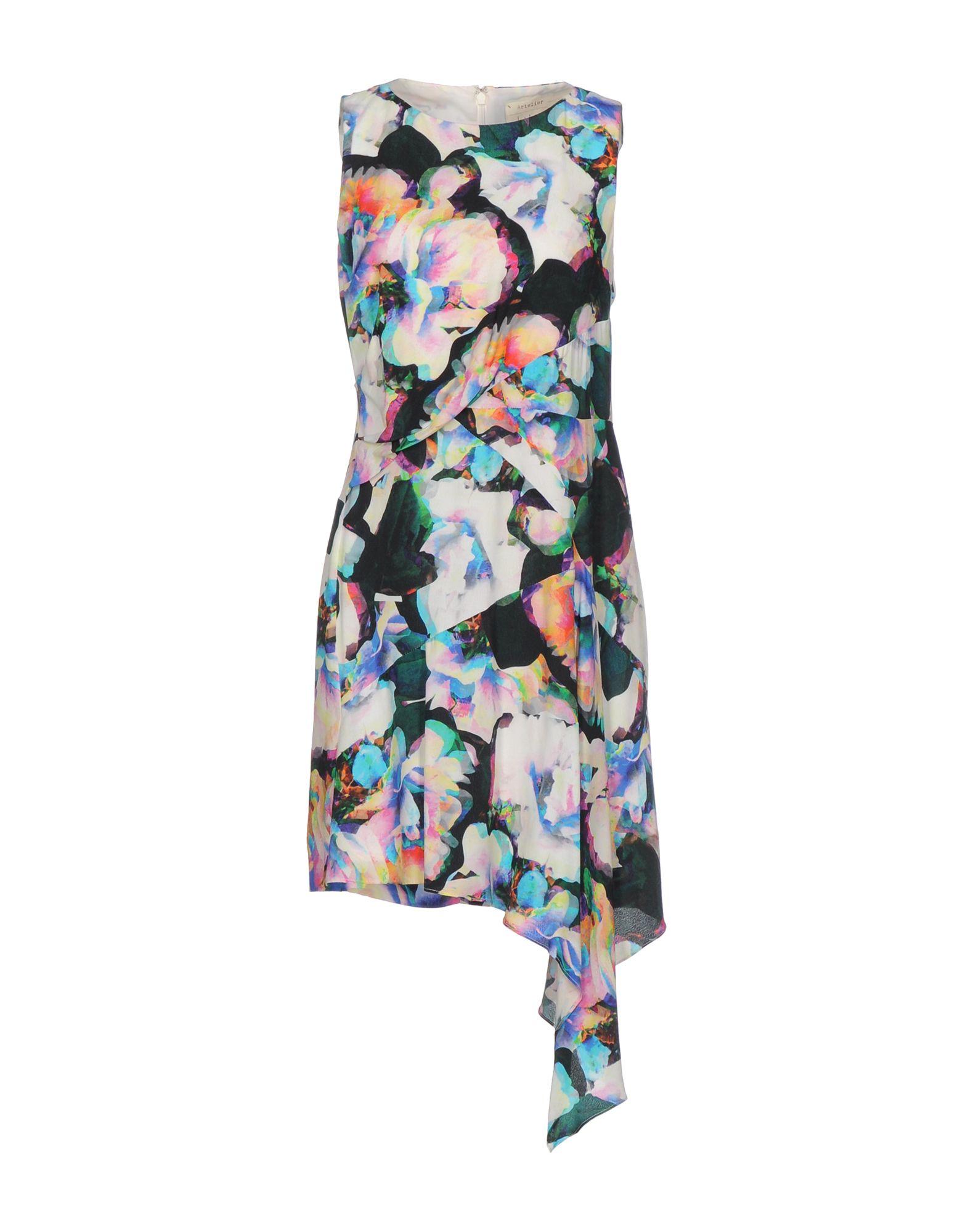 где купить NICOLE MILLER ARTELIER Короткое платье по лучшей цене