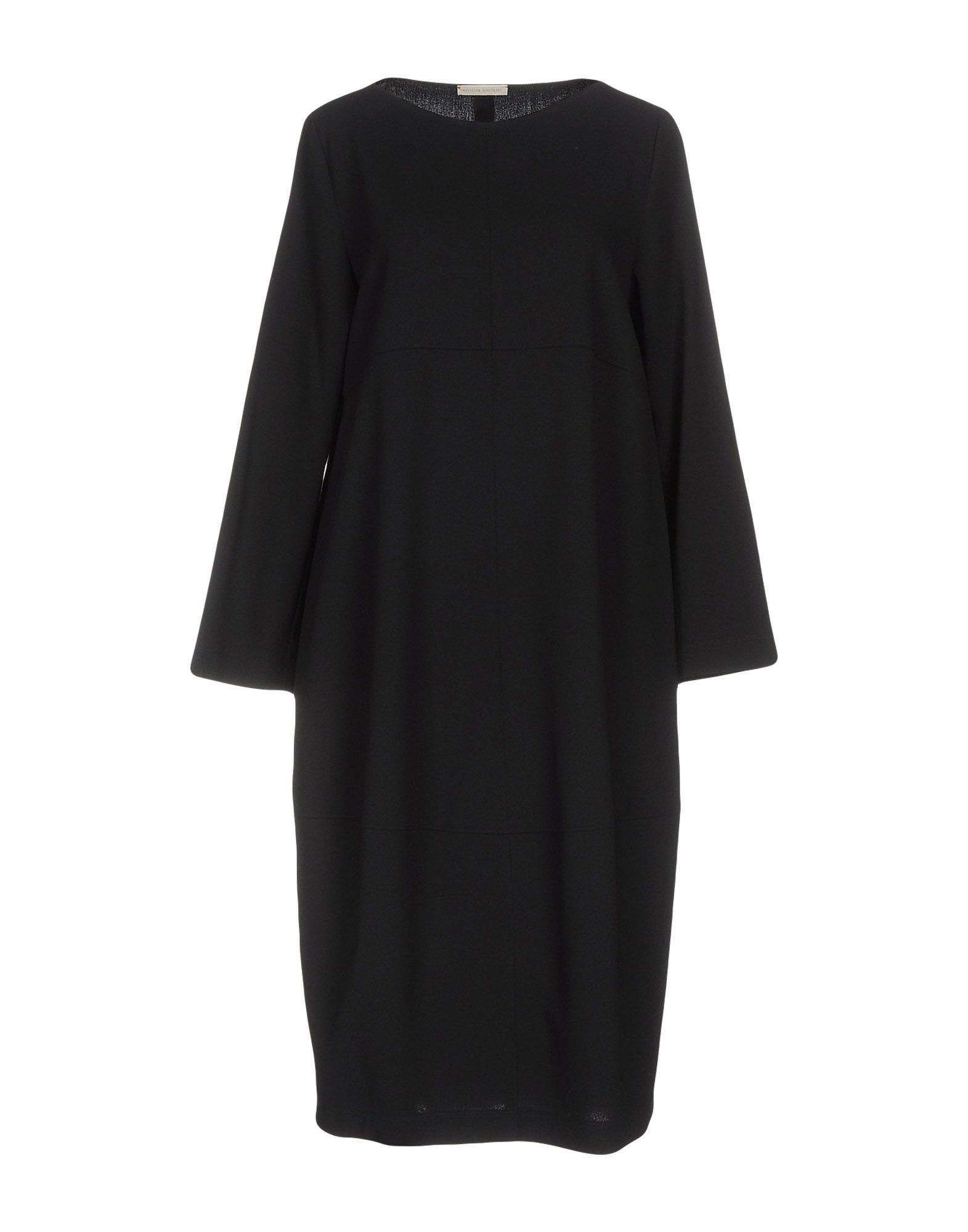 CRISTINA BONFANTI Платье до колена bonfanti beauty case