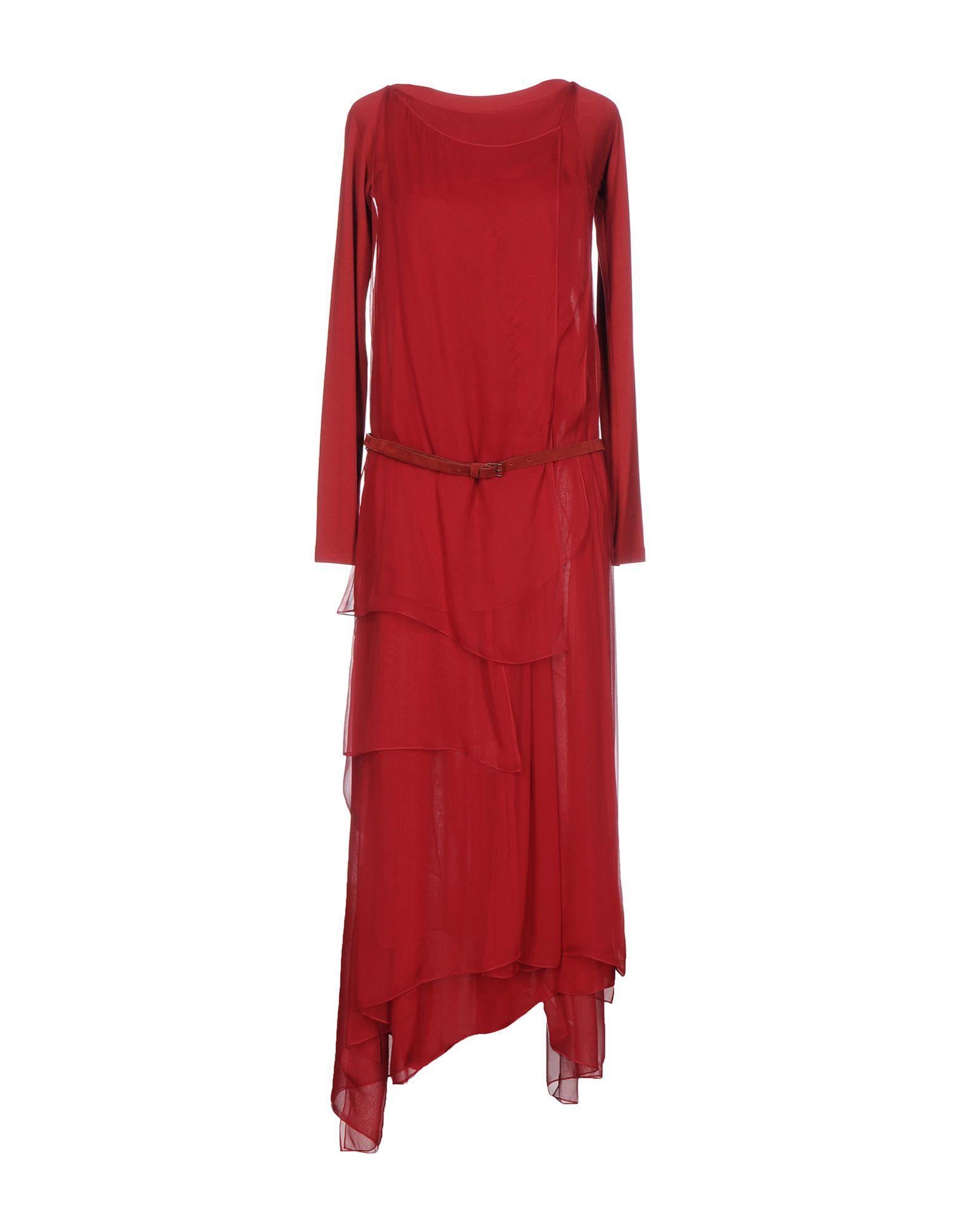 DONNA KARAN Длинное платье donna karan be delicious fresh blossom juiced lady