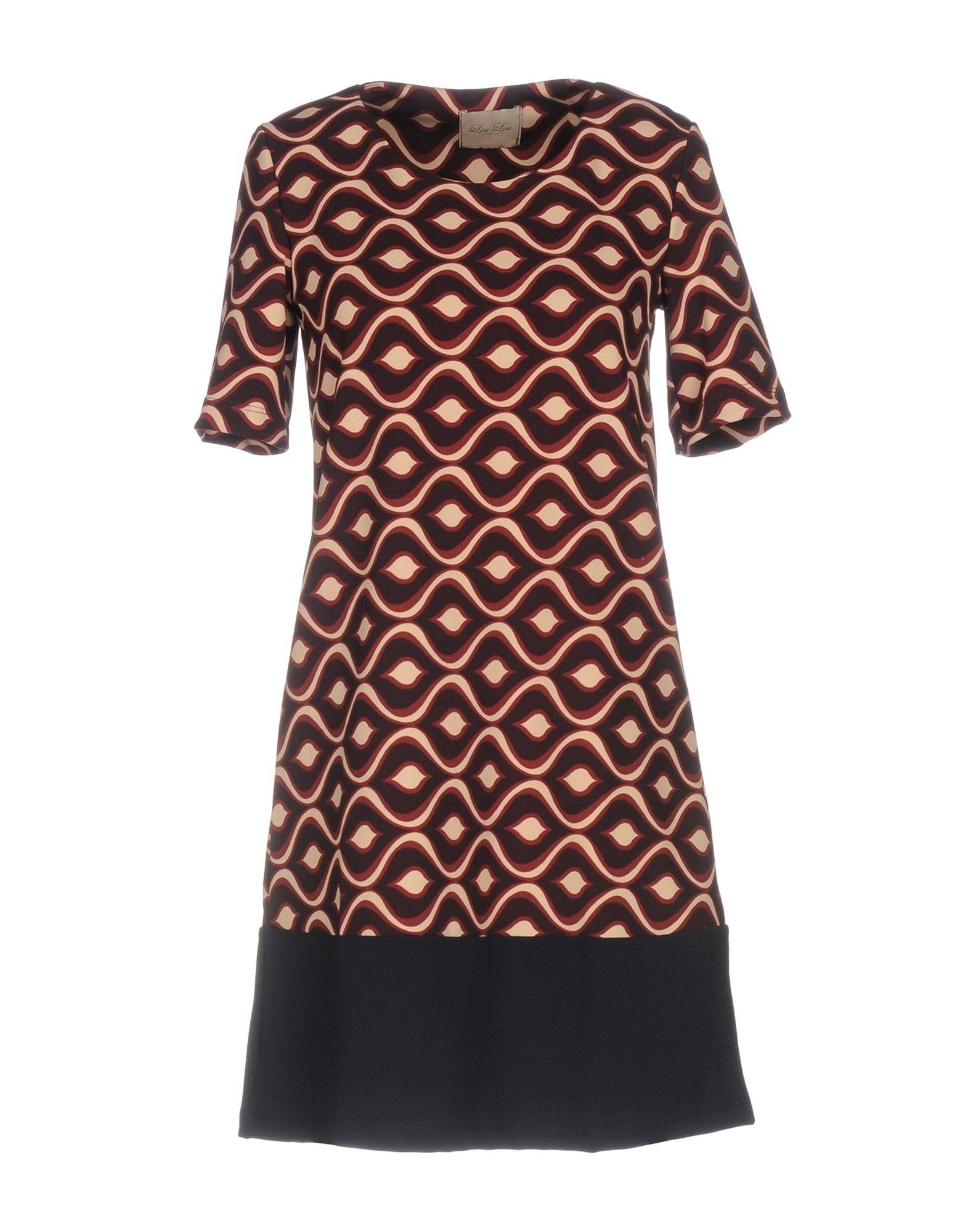 LOU LOU LONDON Короткое платье lou lou london длинная юбка