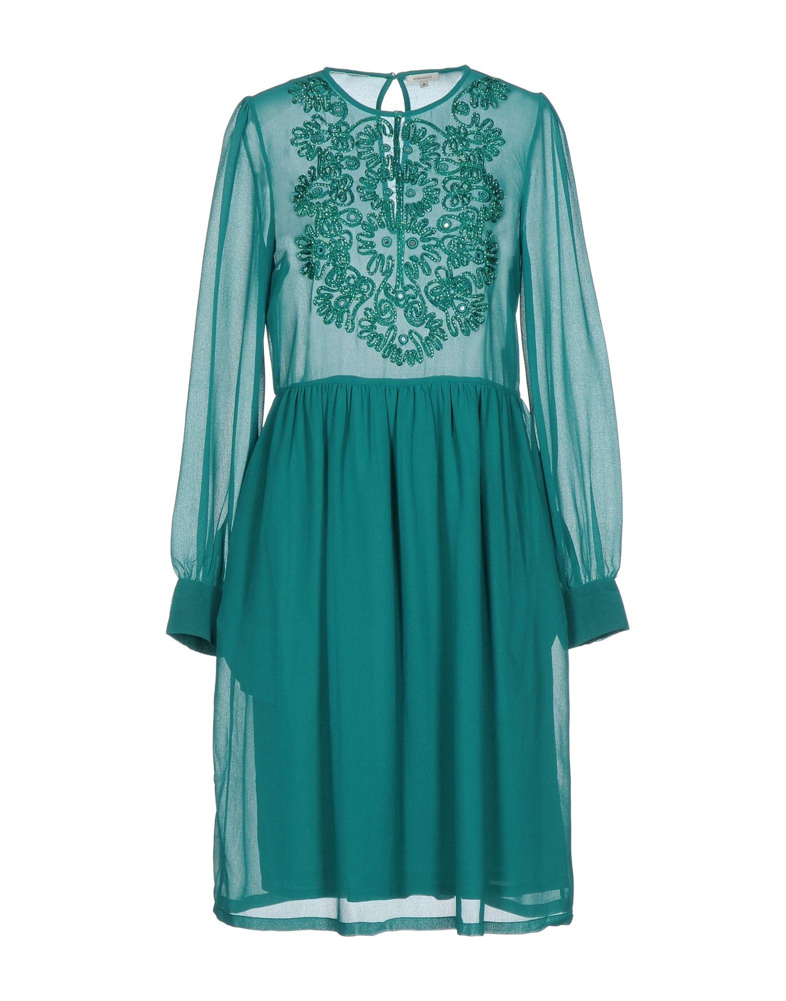 цена  MANOUSH Платье до колена  онлайн в 2017 году