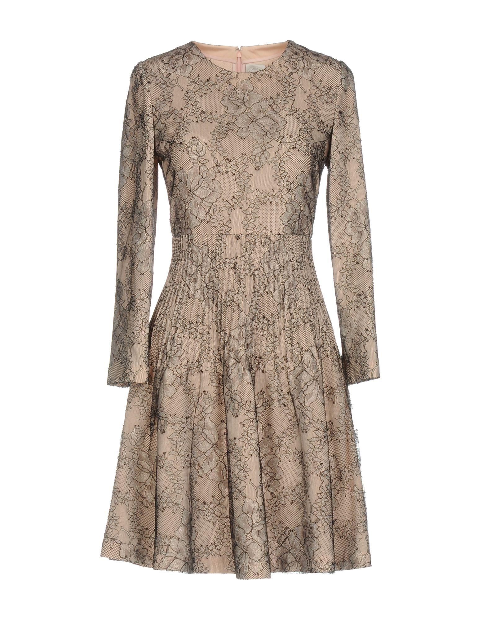 HUISHAN ZHANG Короткое платье liqing zhang pinyin riji duanwen