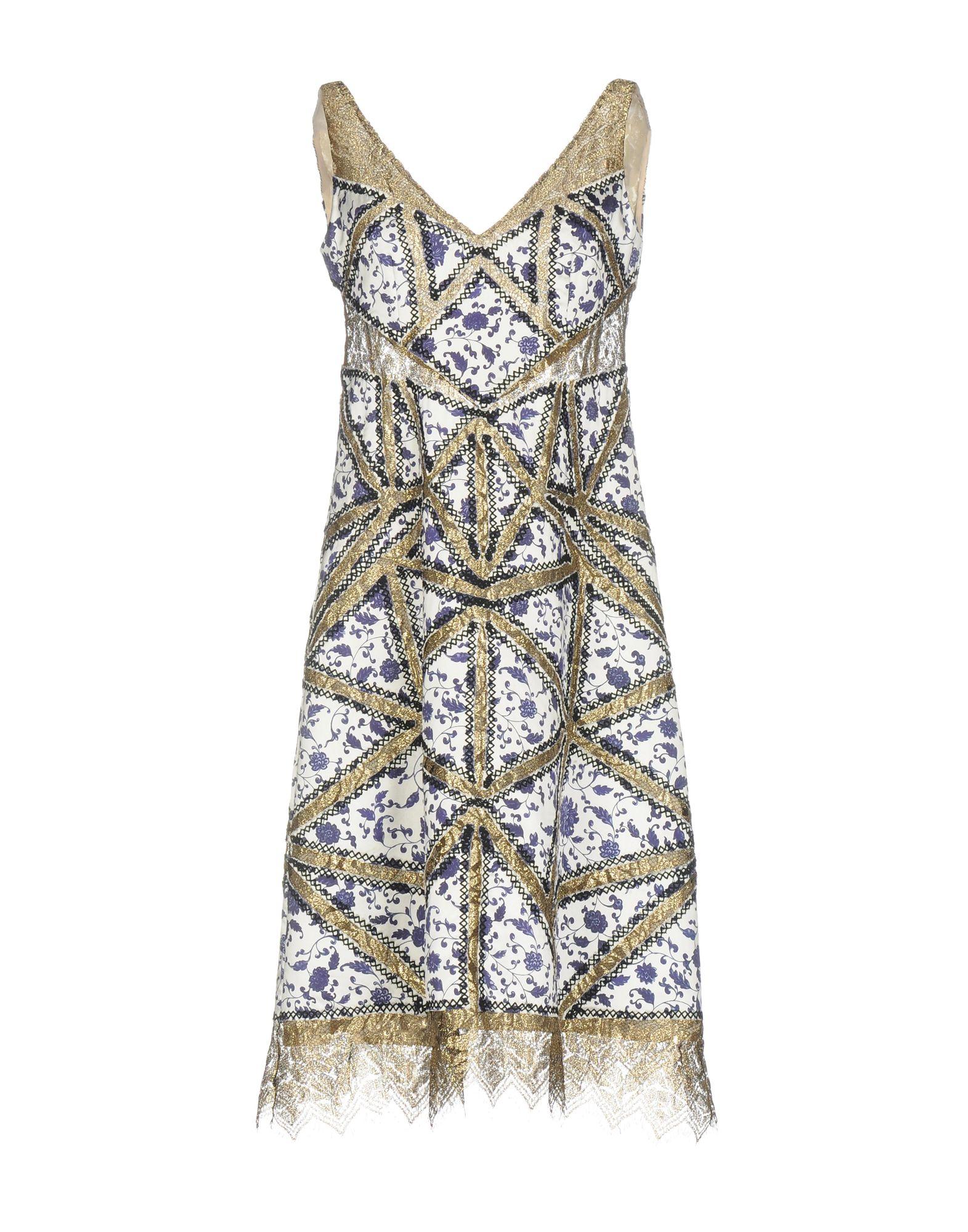 HUISHAN ZHANG Платье до колена цена