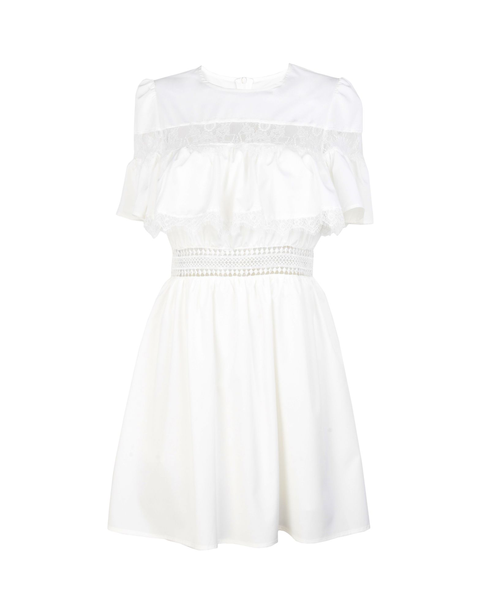 Фото JOVONNA Короткое платье. Купить с доставкой