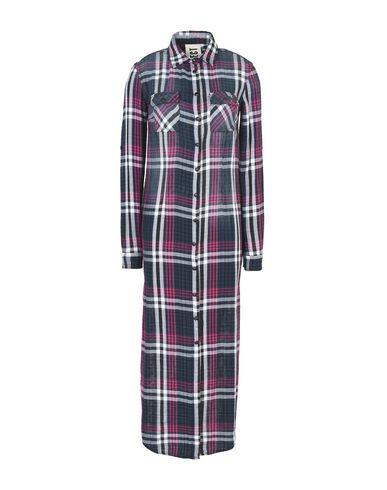 !M?ERFECT Платье длиной 3/4 m erfect джинсовая рубашка