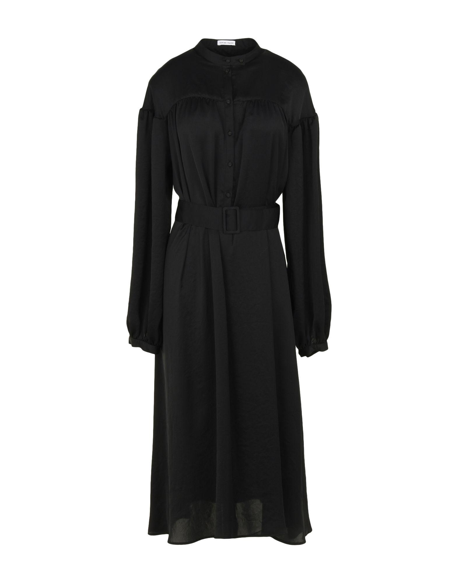 где купить TOMAS MAIER Платье длиной 3/4 по лучшей цене